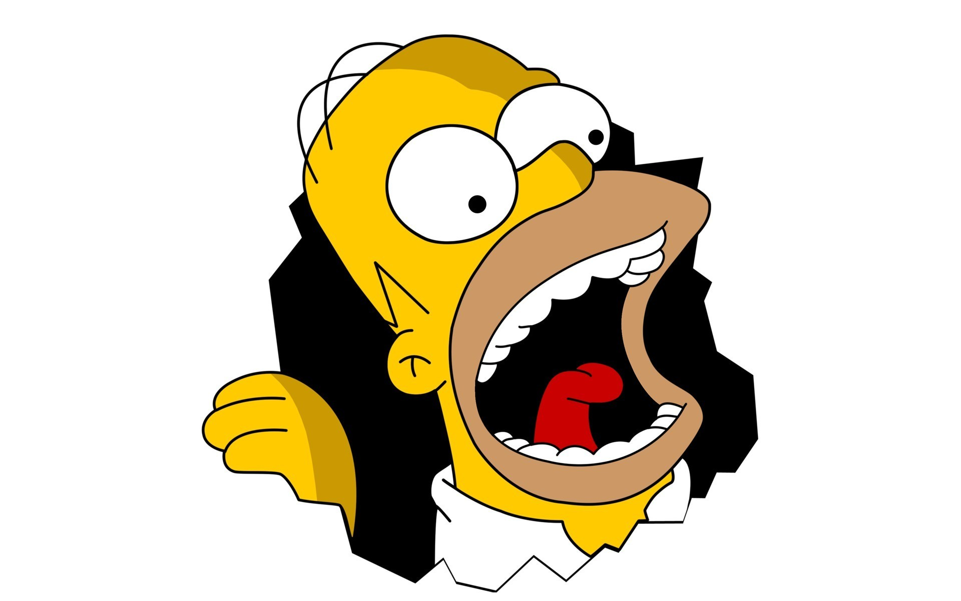 Res: 1920x1200, Homer Simpson The Simpsons Wallpaper px