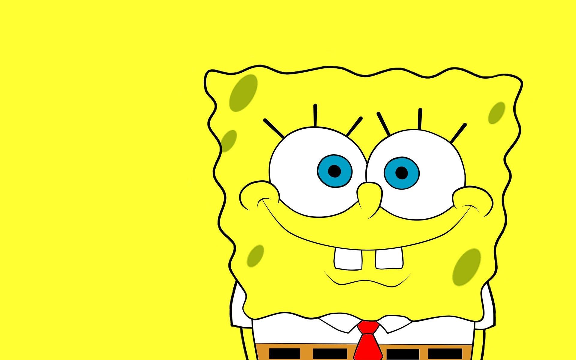 Res: 1920x1200, Simple SpongeBob SquarePants,