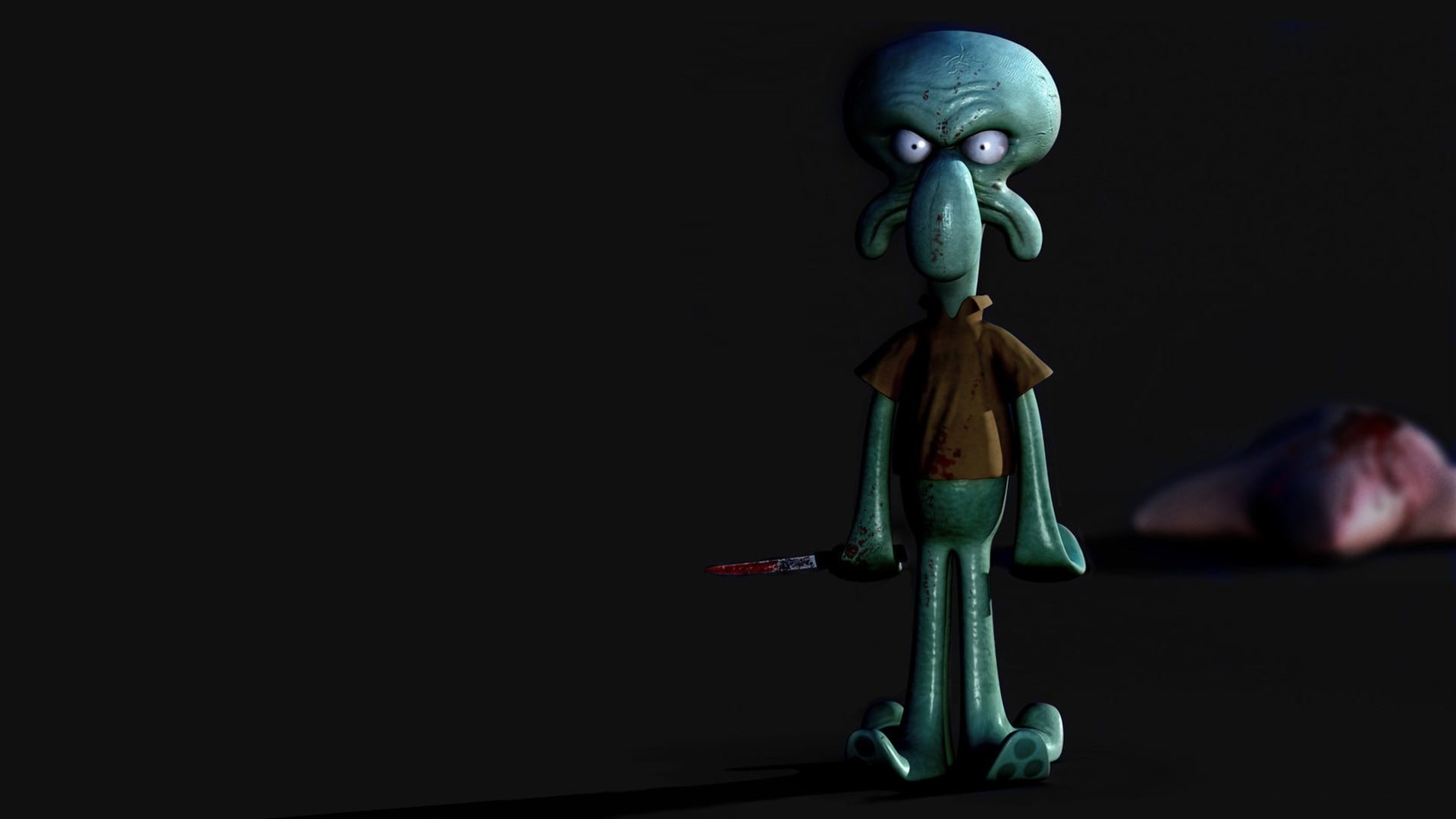 Res: 1920x1080, HD wallpaper: Squidward Tentacles, SpongeBob SquarePants | Wallpaper Flare