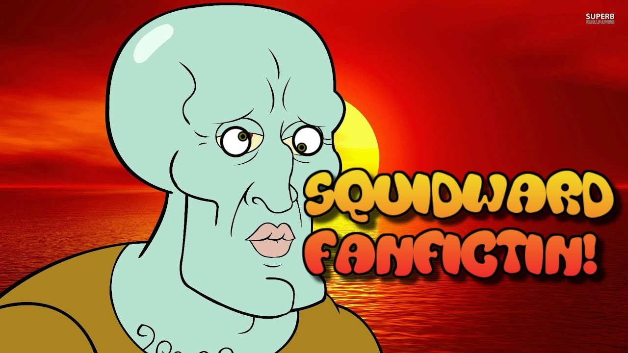 Res: 1920x1080, WHY SQuIDWARD! WHY!