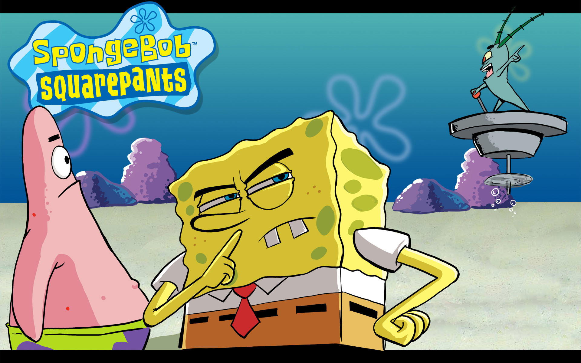 Res: 1920x1200, ... Spongebob Squarepants Wallpaper ...