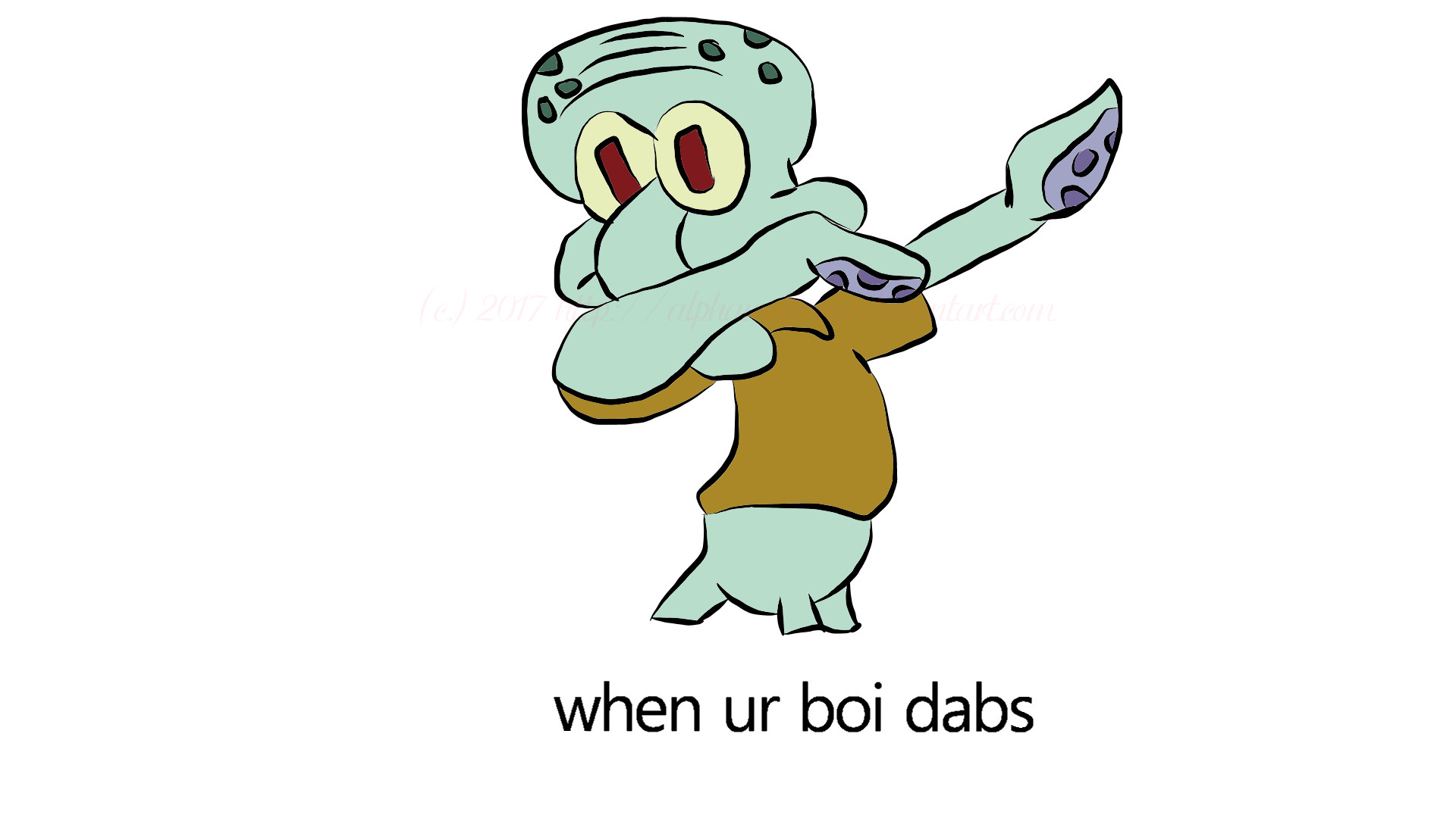 Res: 1920x1080, clip art royalty free stock Clarinet clipart squid. Squidward solo on the