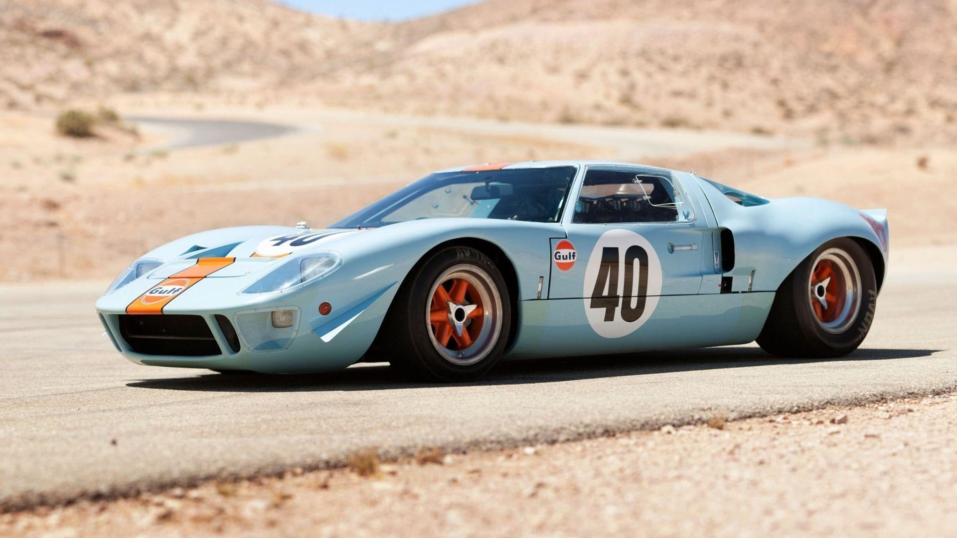 Res: 1920x1080, Ford GT40 Wallpaper   High Quality Wallpaper