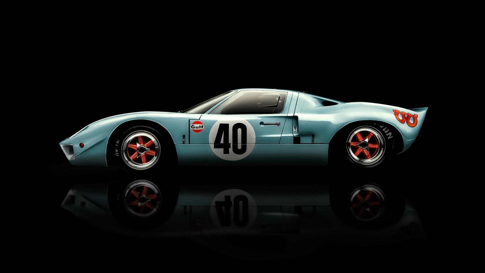 Res: 1920x1080, Ford Gt40 High Resolution Wallpaper Free