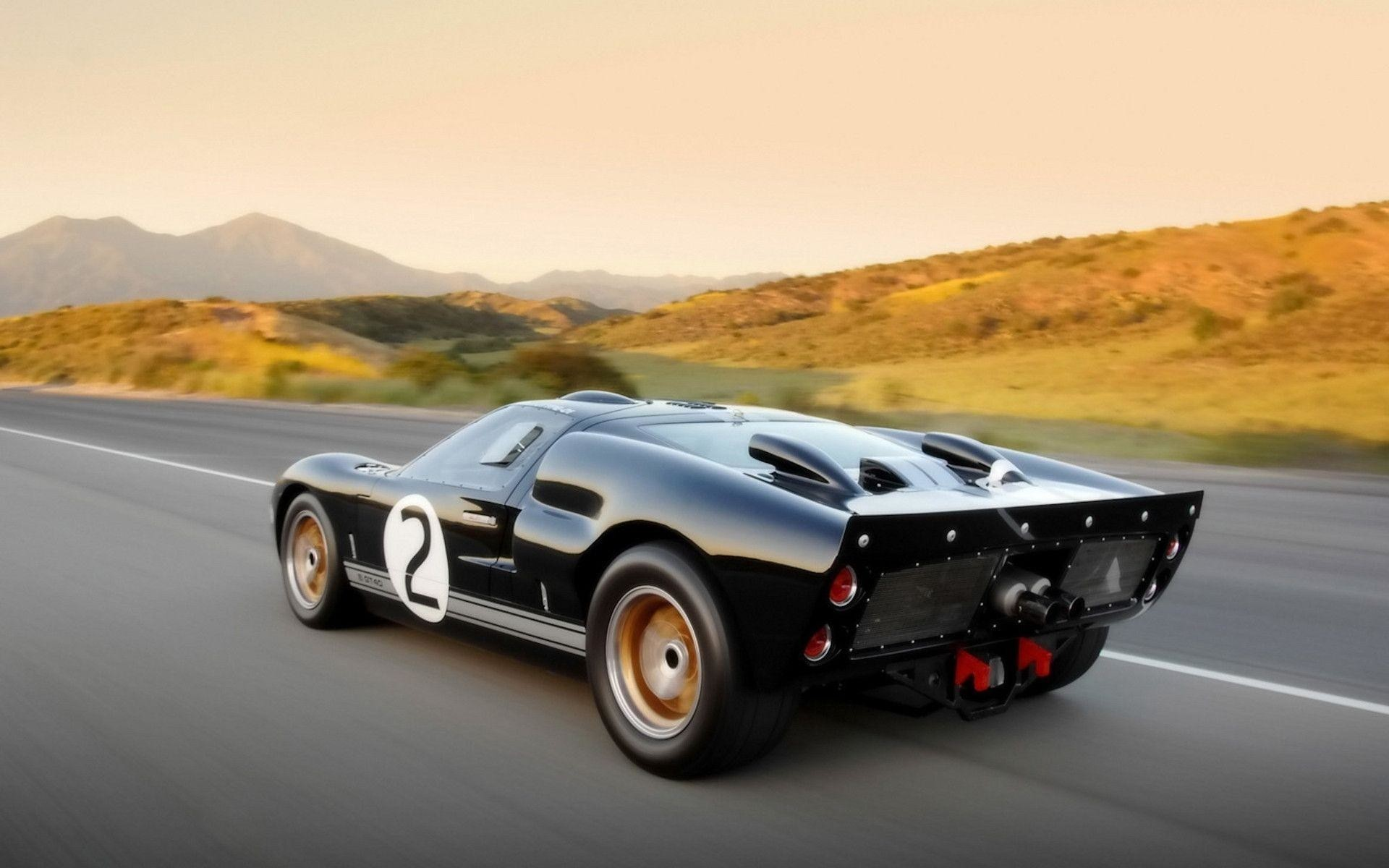 Res: 1920x1200, Ford GT40 wallpaper #