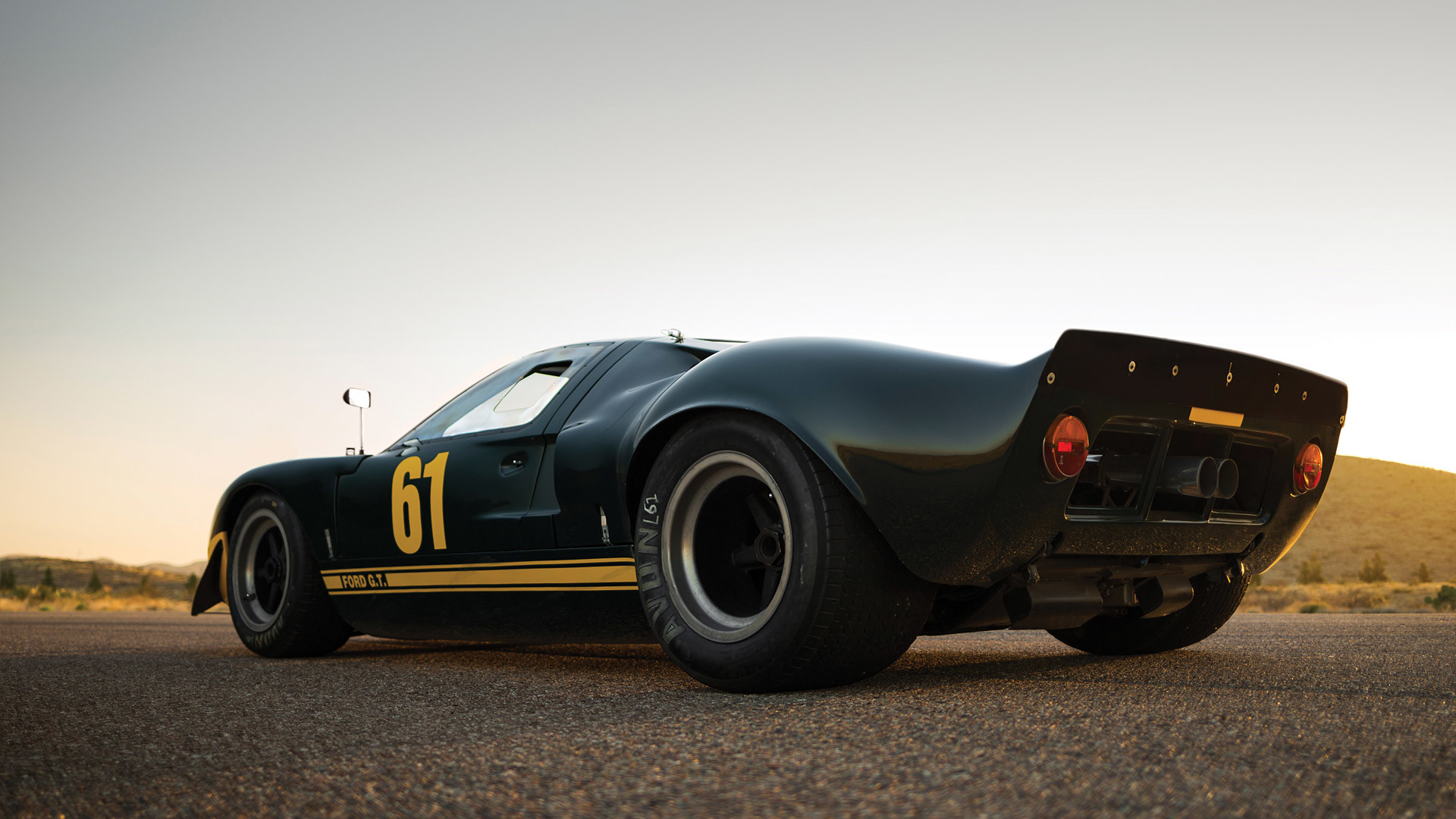 Res: 1920x1080, 1966 Ford GT40 Le Mans picture.