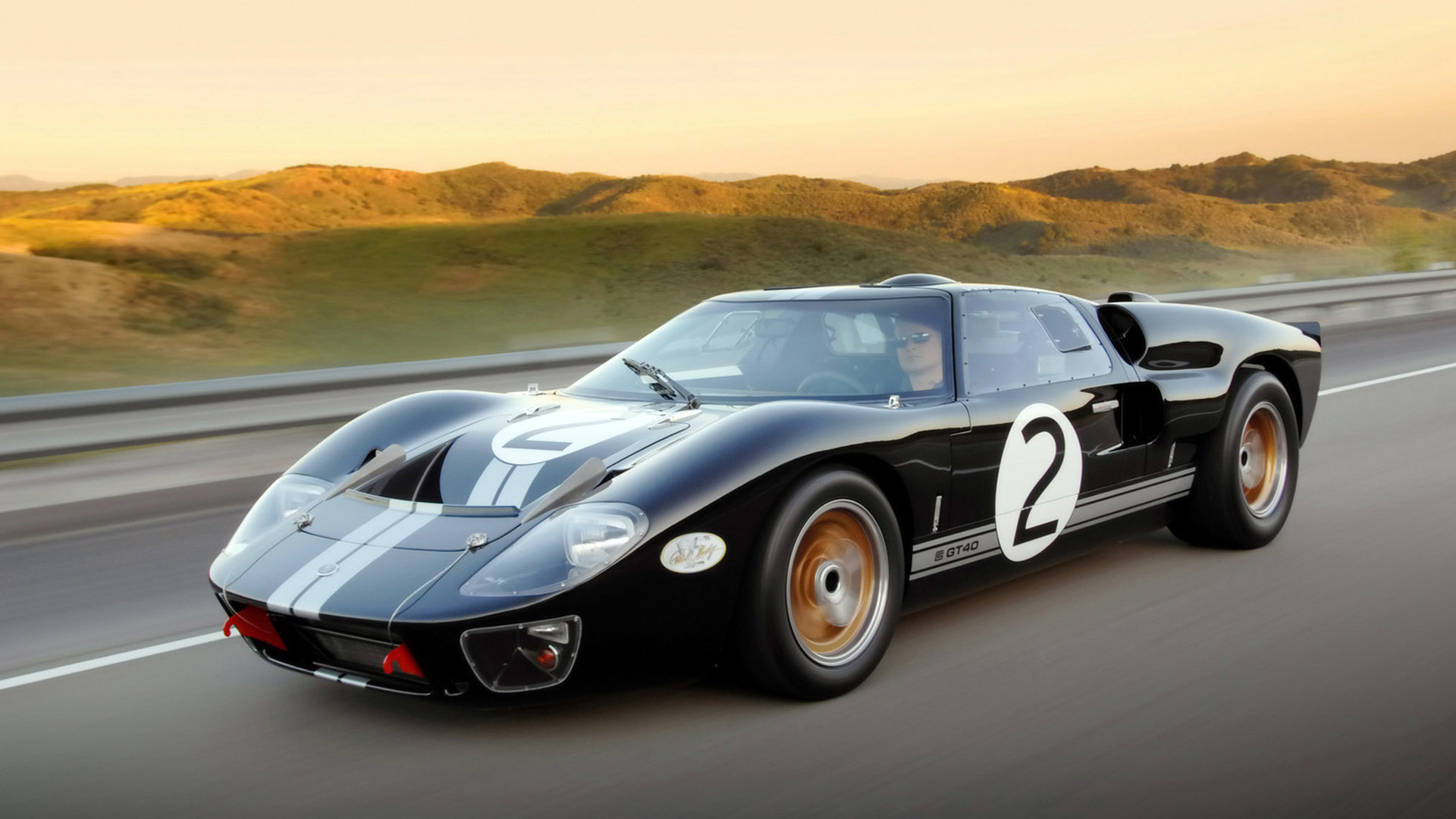 Res: 1920x1080, Ford GT40 Wallpaper 21 - 1920 X 1080