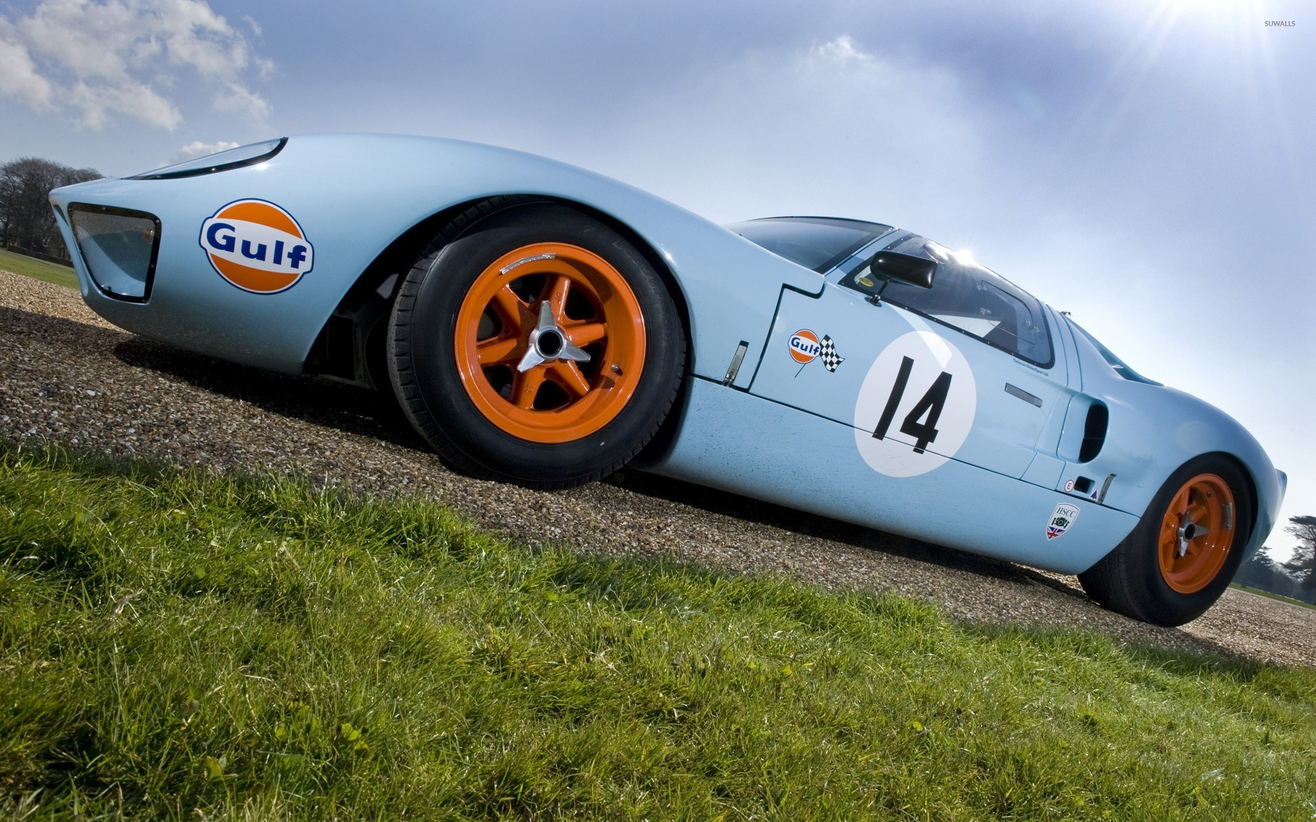 Res: 2560x1600, Ford GT40 [2] wallpaper