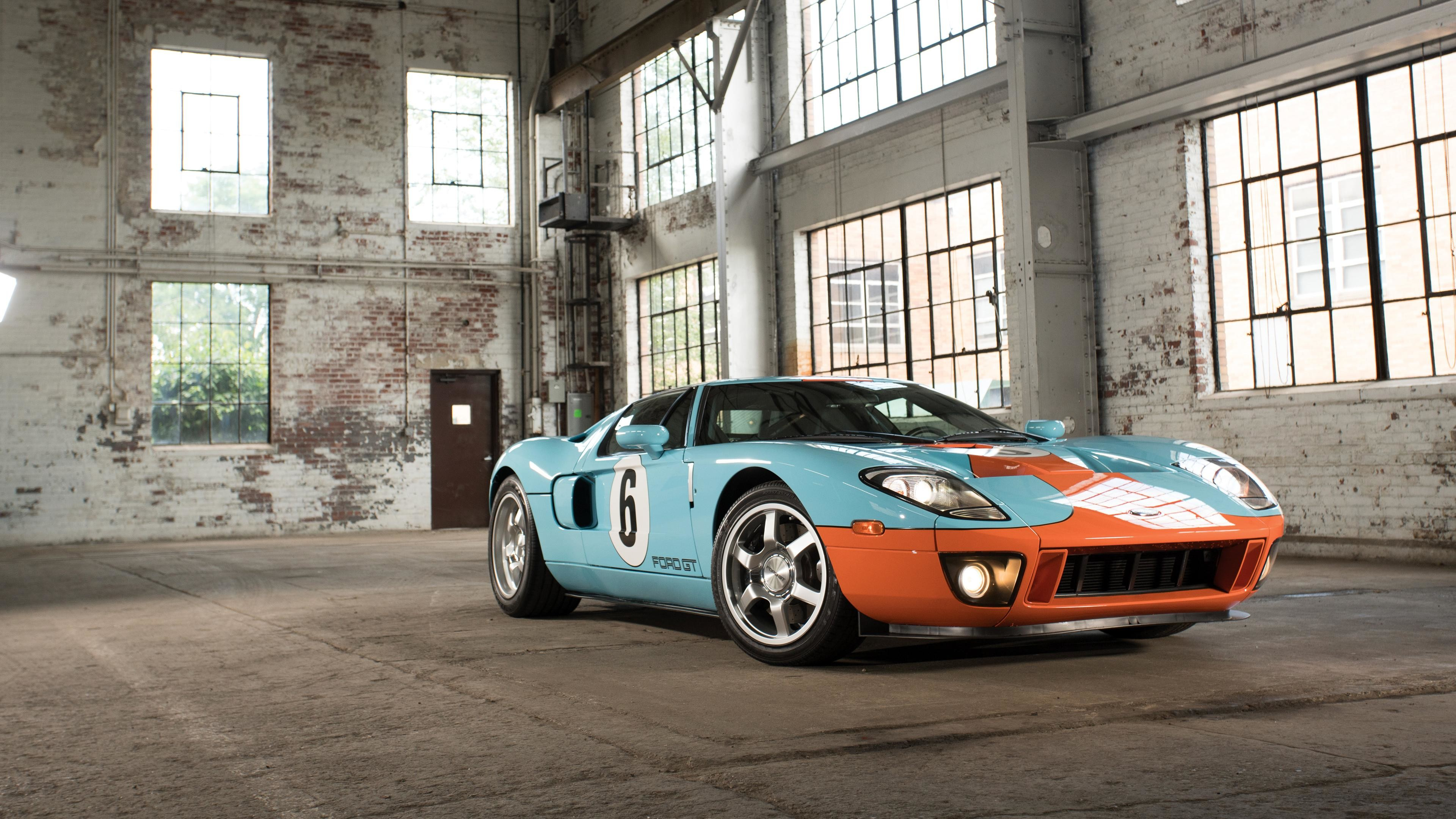 Res: 3840x2160, ford gt40 wallpaper #704559
