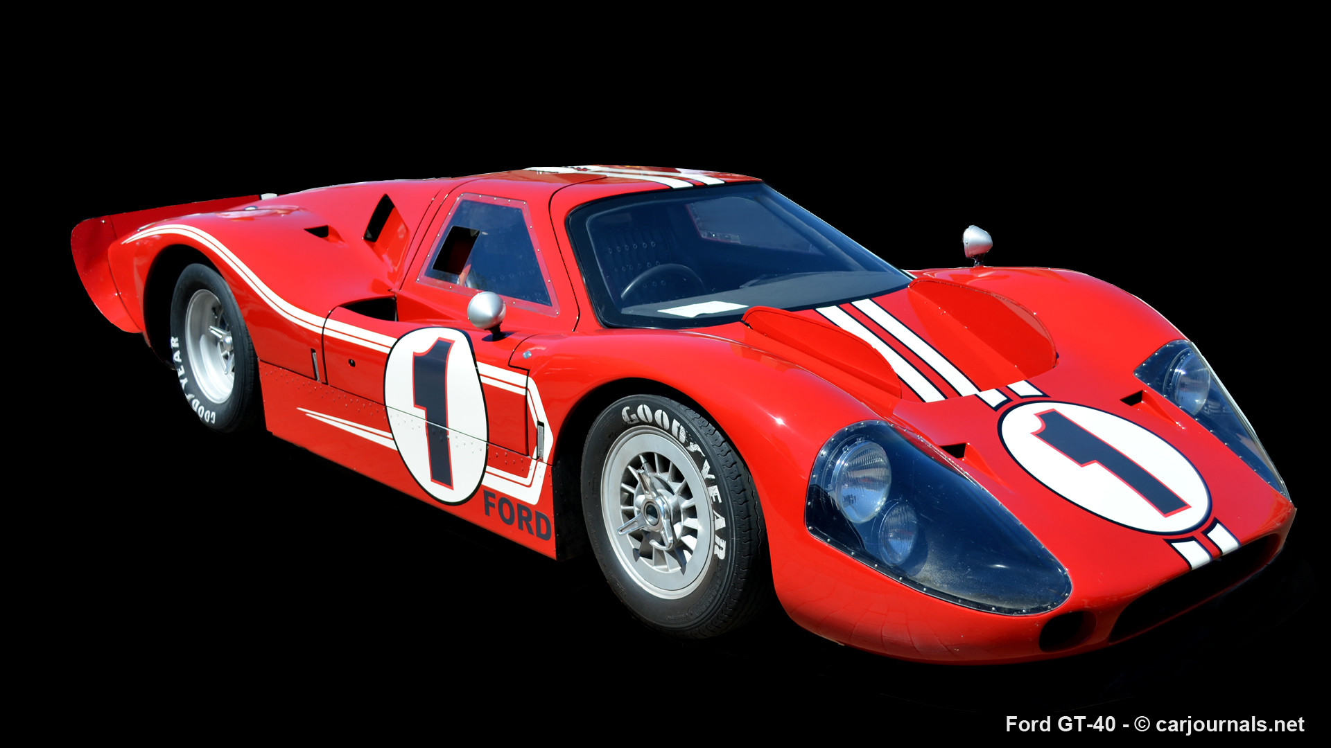 Res: 1920x1080, HD Car Wallpapers – Ford GT40
