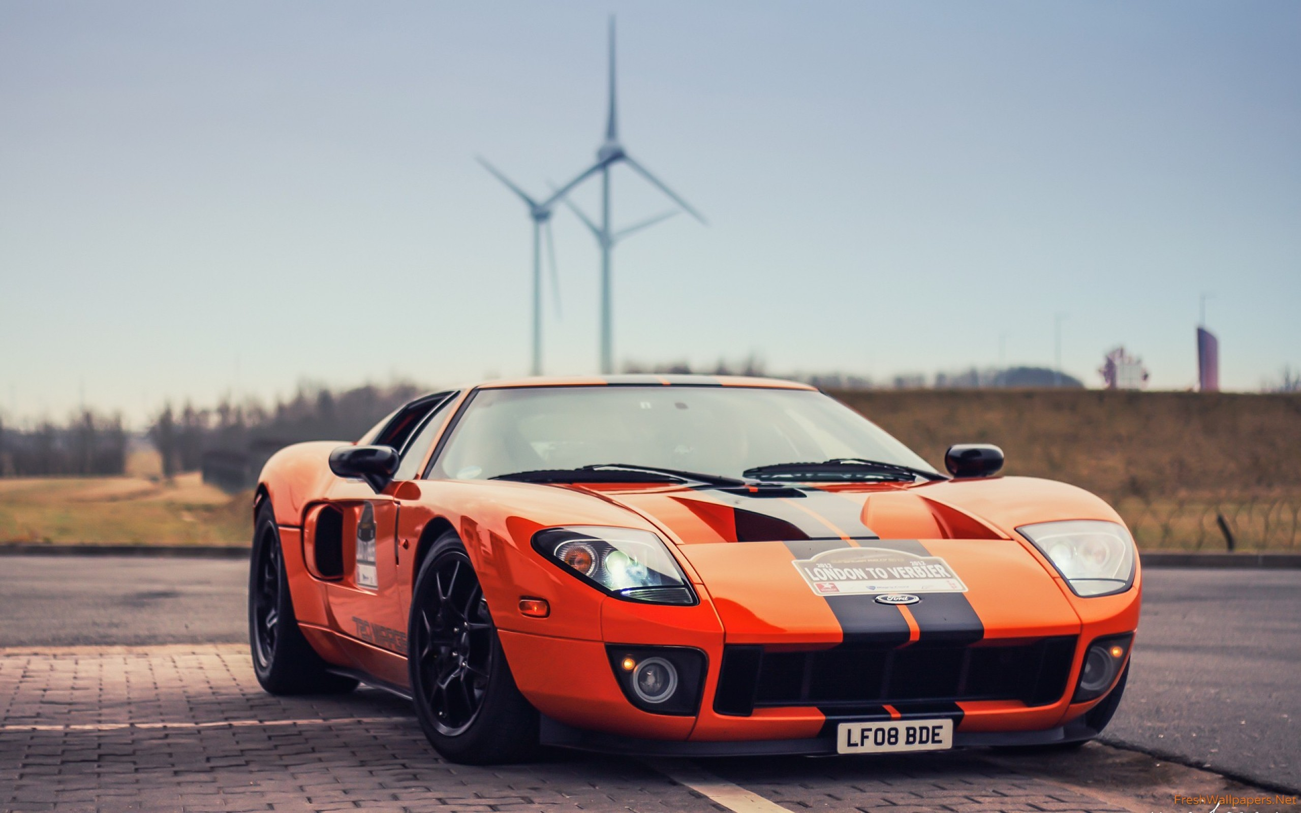 Res: 2560x1600, Ford GT40 Wallpaper 7 - 2560 X 1600