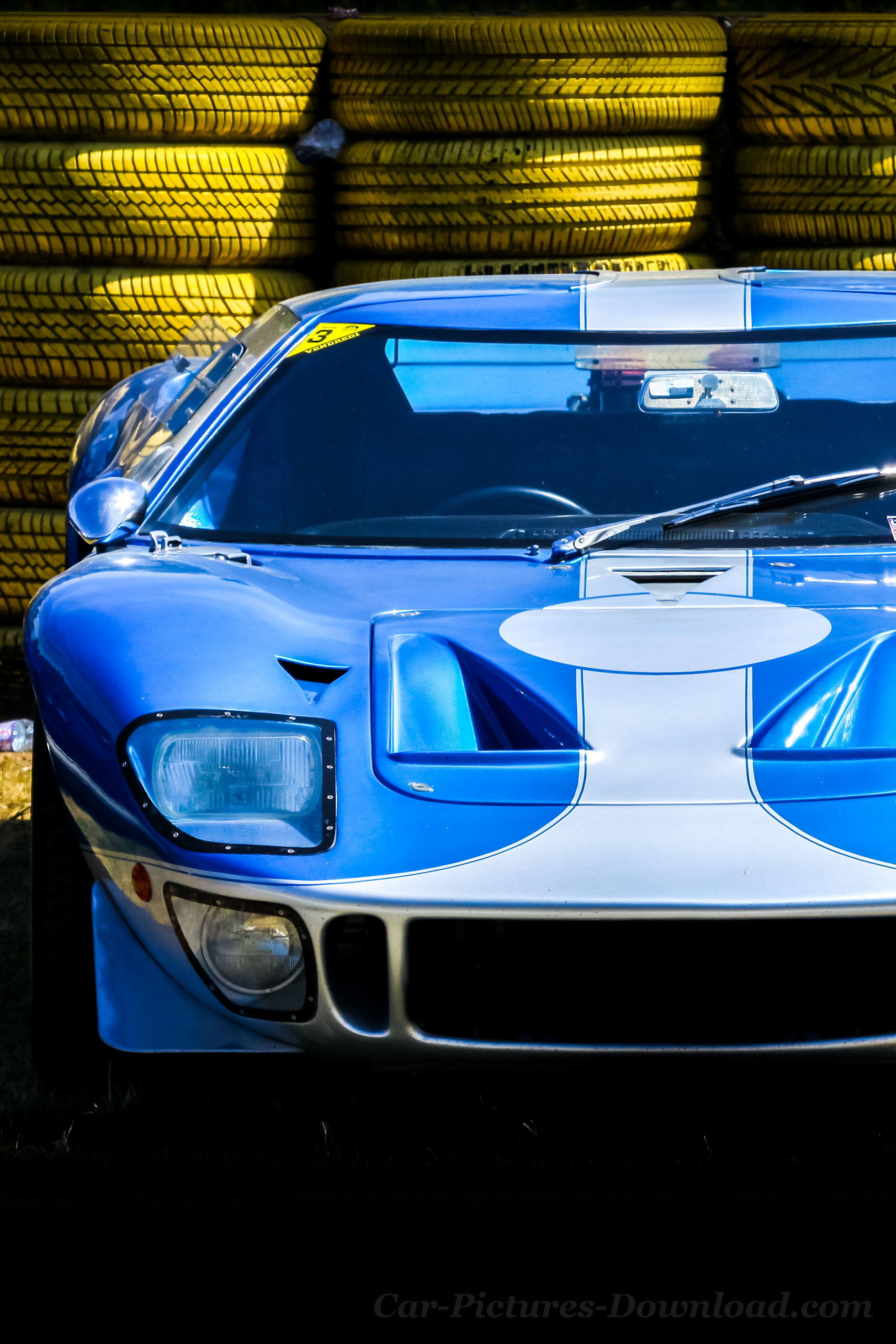 Res: 1961x2941, Ford GT40 wallpaper