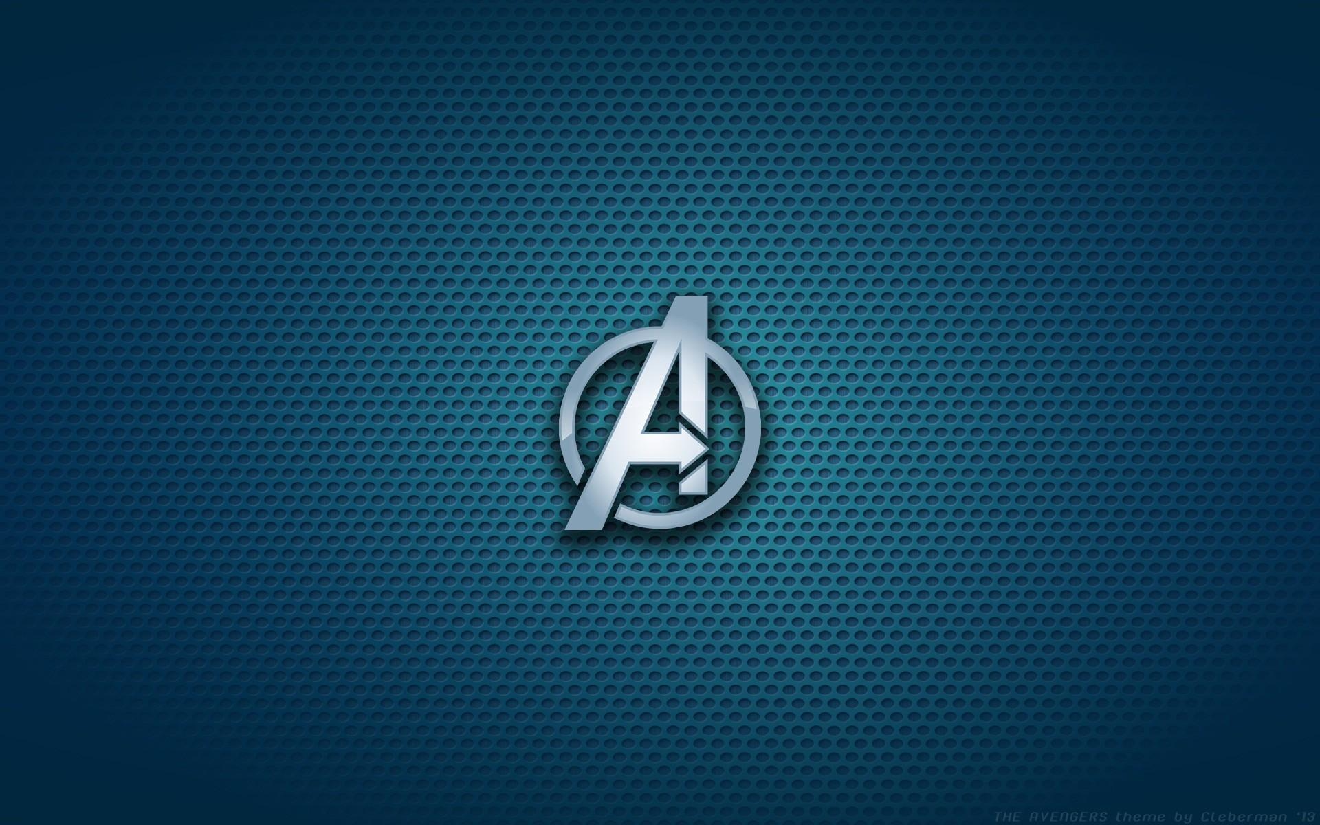 Res: 1920x1200, The Avengers Logo Wallpaper 39910