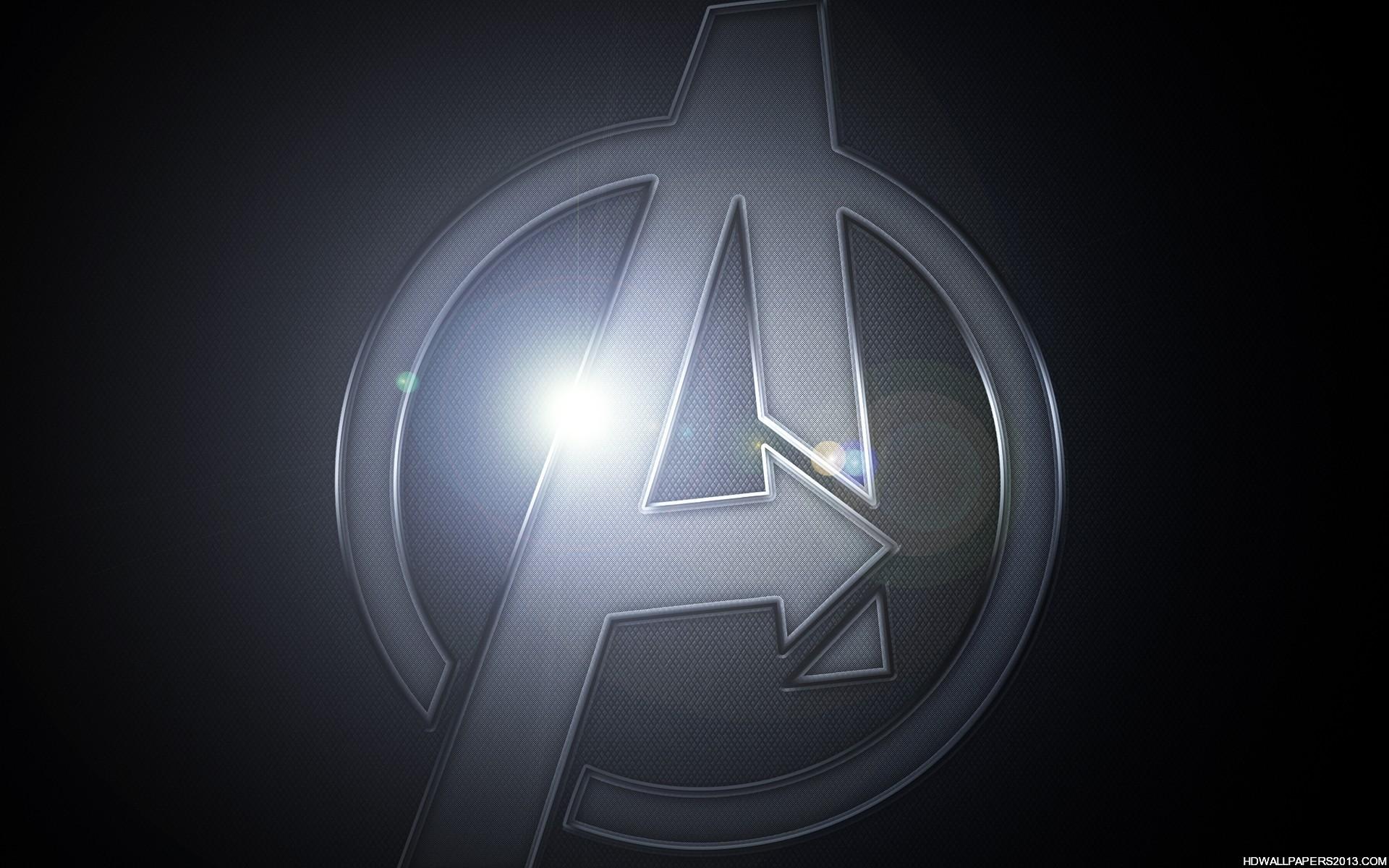 Res: 1920x1200, Big Avengers Logo Wallpaper