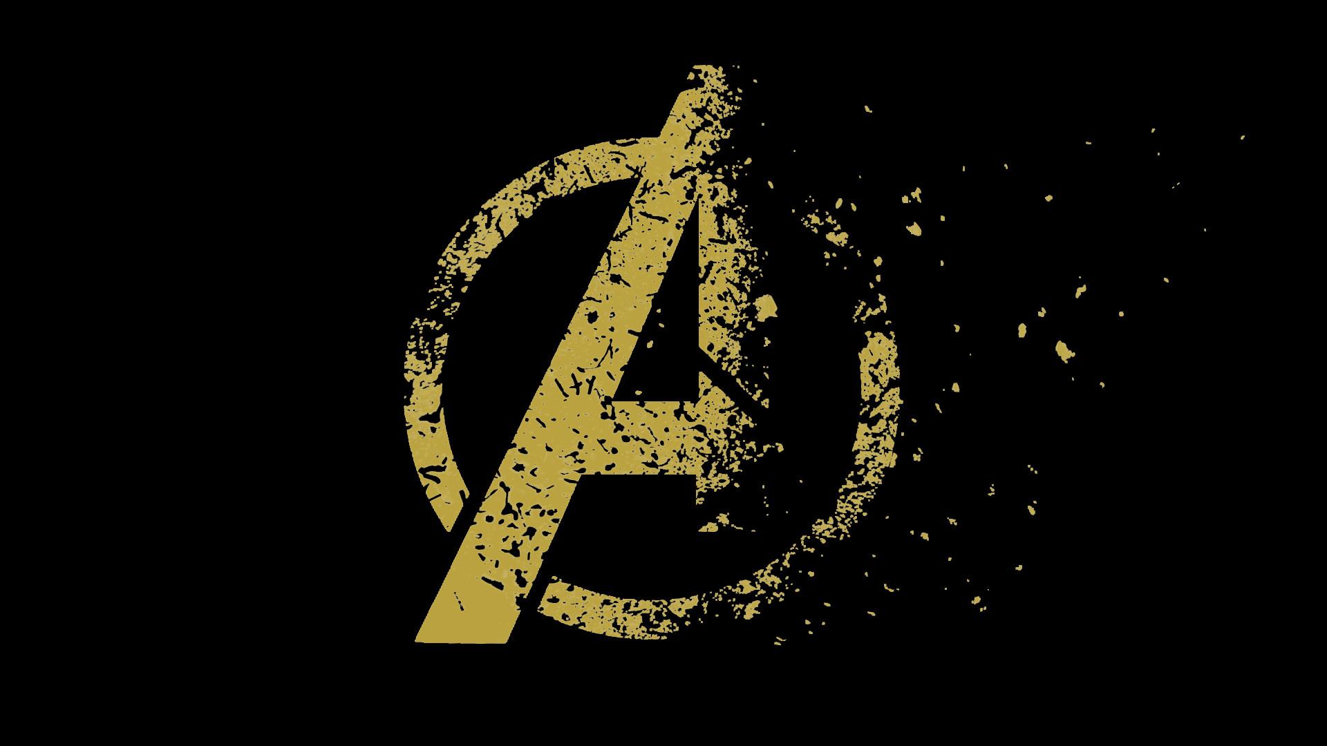 Res: 1920x1080, Avengers Endgame Movie Logo Disintegrating - by Nicksayan - Image #4430 -  Licence: Free