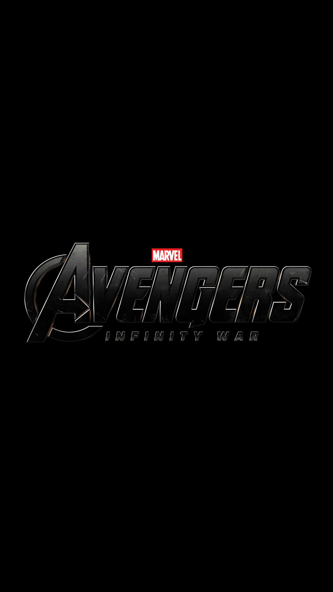 Res: 1080x1920, Avengers Infinity War logo