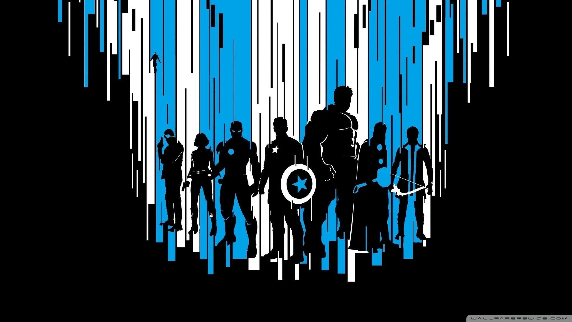 Res: 1920x1080, avengers-logo-wallpaper_602695.jpg .