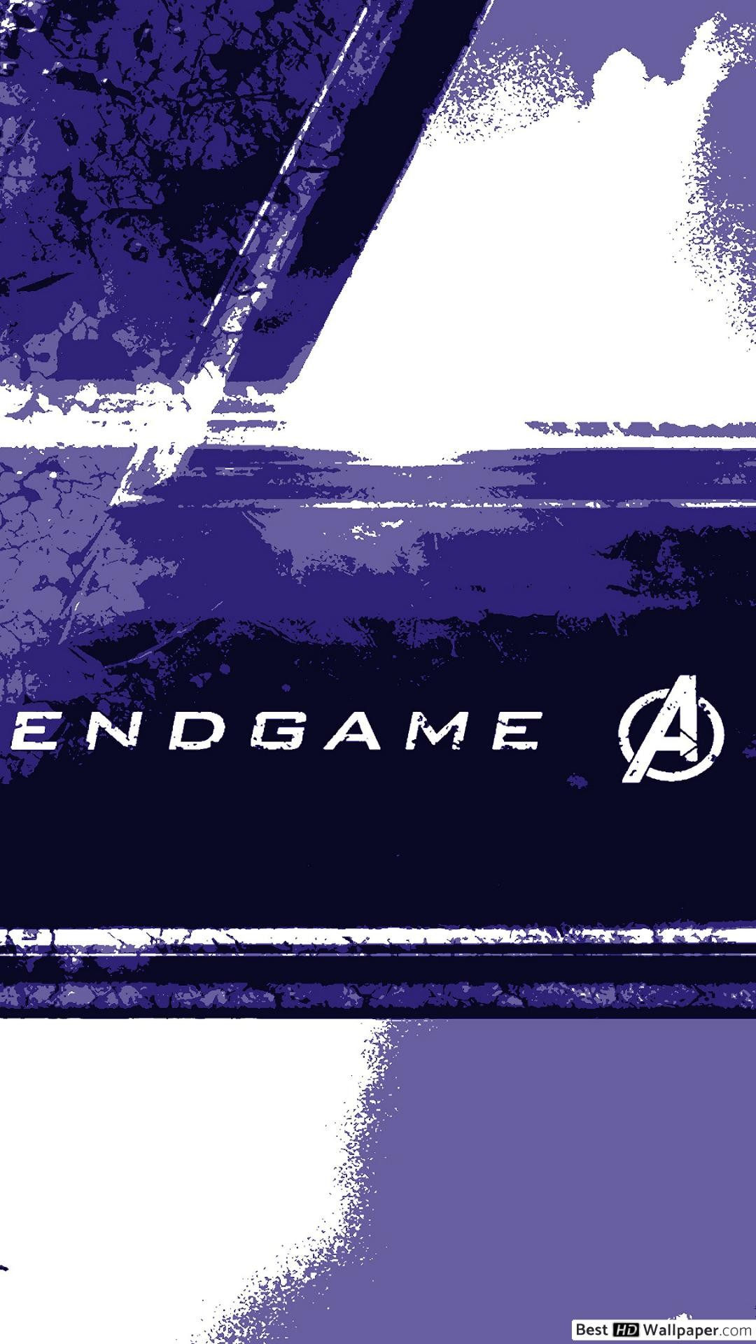 Res: 1080x1920, Avengers Endgame Logo Hd Wallpaper Download