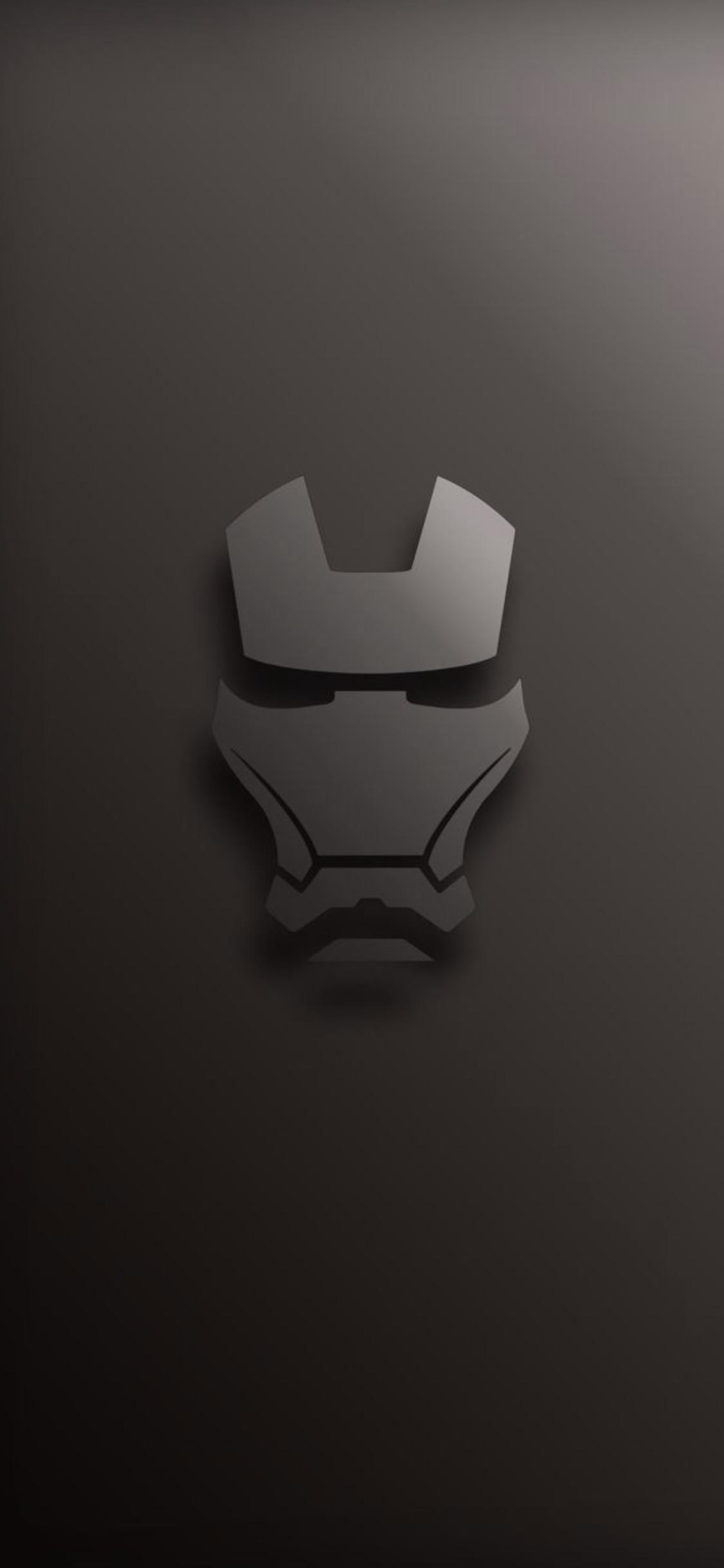 Res: 1125x2436, wallpaper iphone x Ironman Wallpaper Iphone, Marvel Phone Wallpaper, Iron  Man Logo, Iron