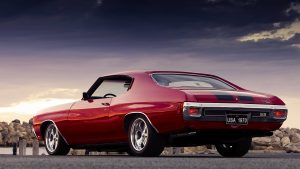 Chevelle Ss wallpapers