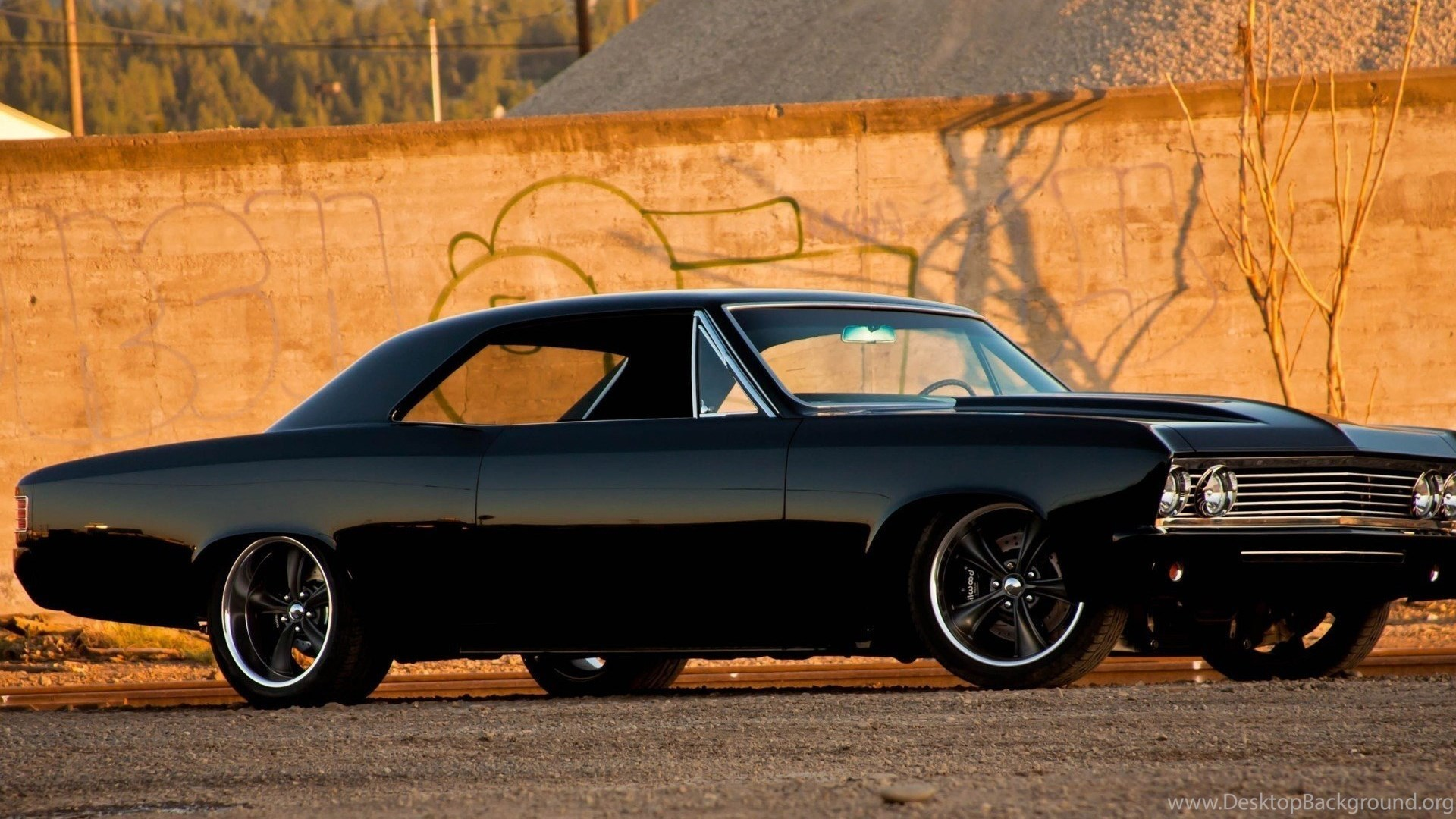 Chevelle Ss Wallpapers Hd Wallpaper Collections