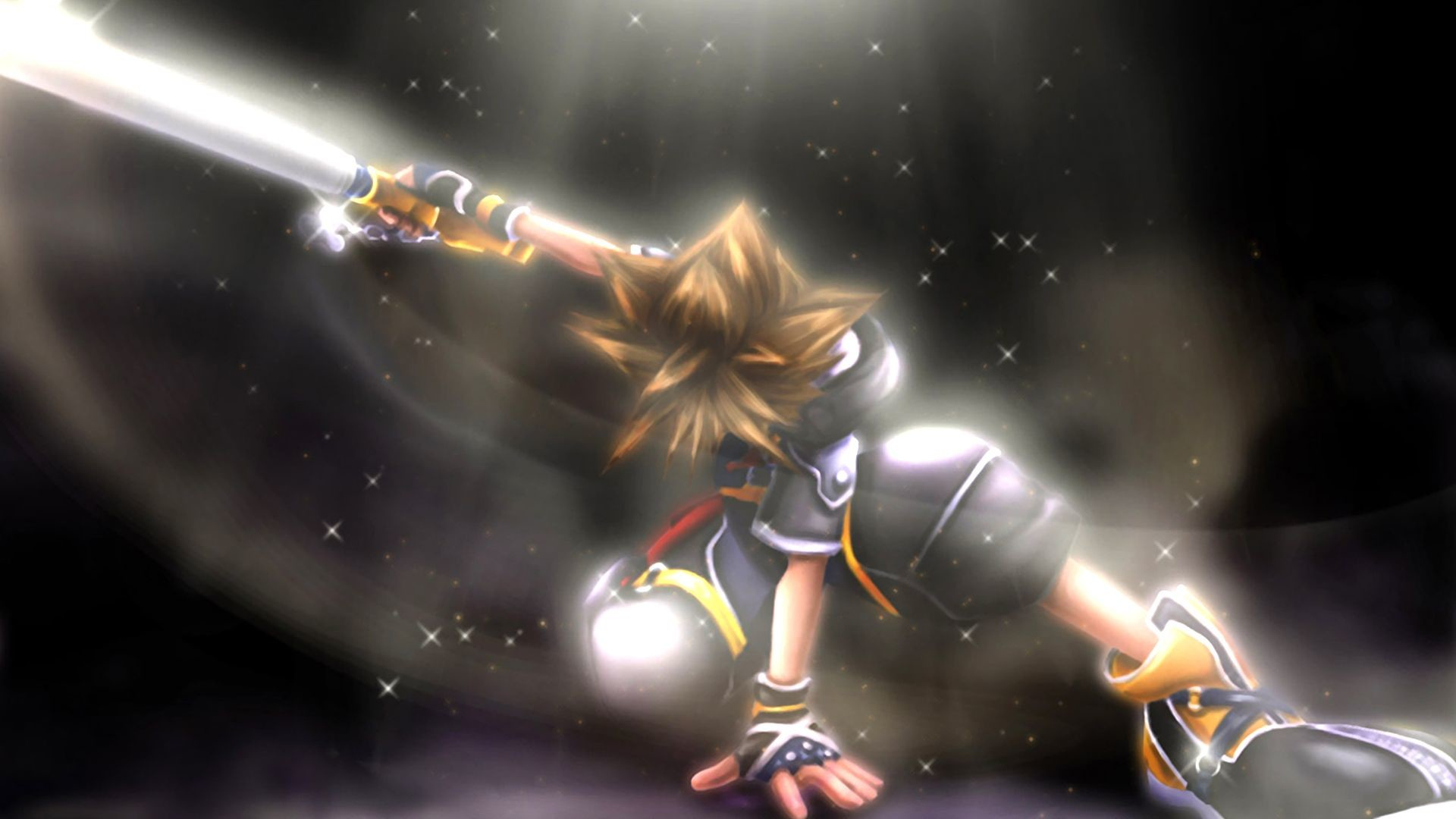 Res: 1920x1080, ScreenHeaven: Kairi Kingdom Hearts Namine Olette Sora (Kingdom .