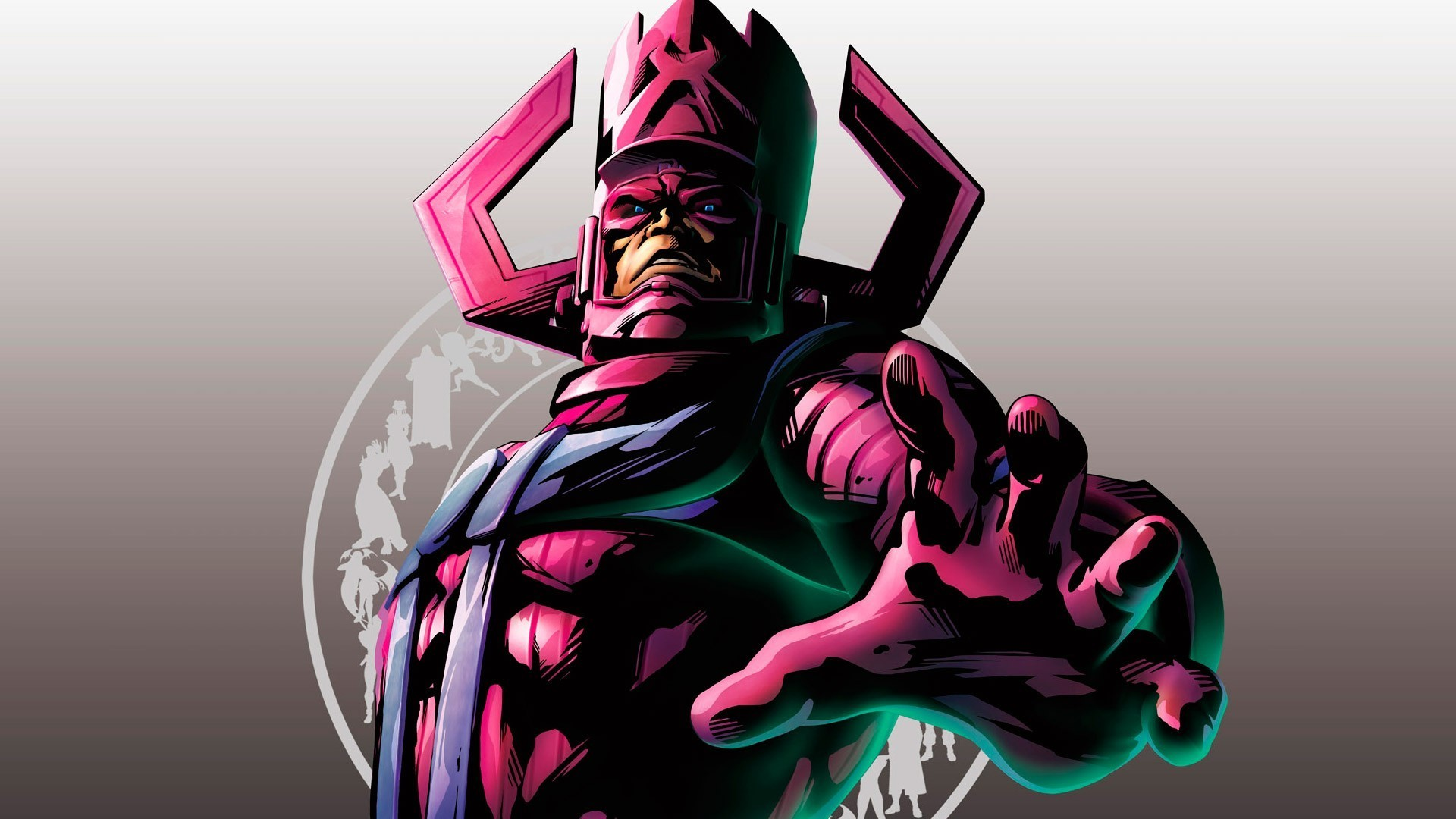 Res: 1920x1080, Galactus marvel vs capcom 3 wallpaper
