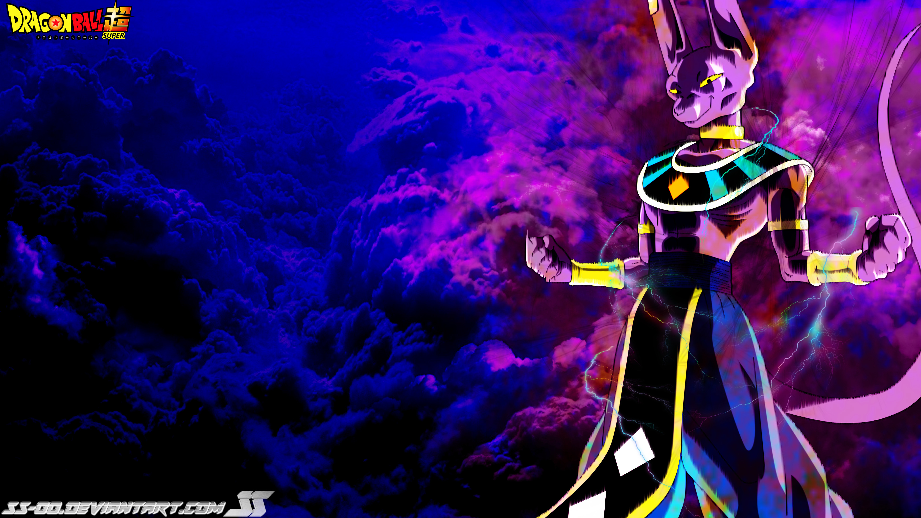 Res: 3840x2160, Beerus images Beerus HD wallpaper ...