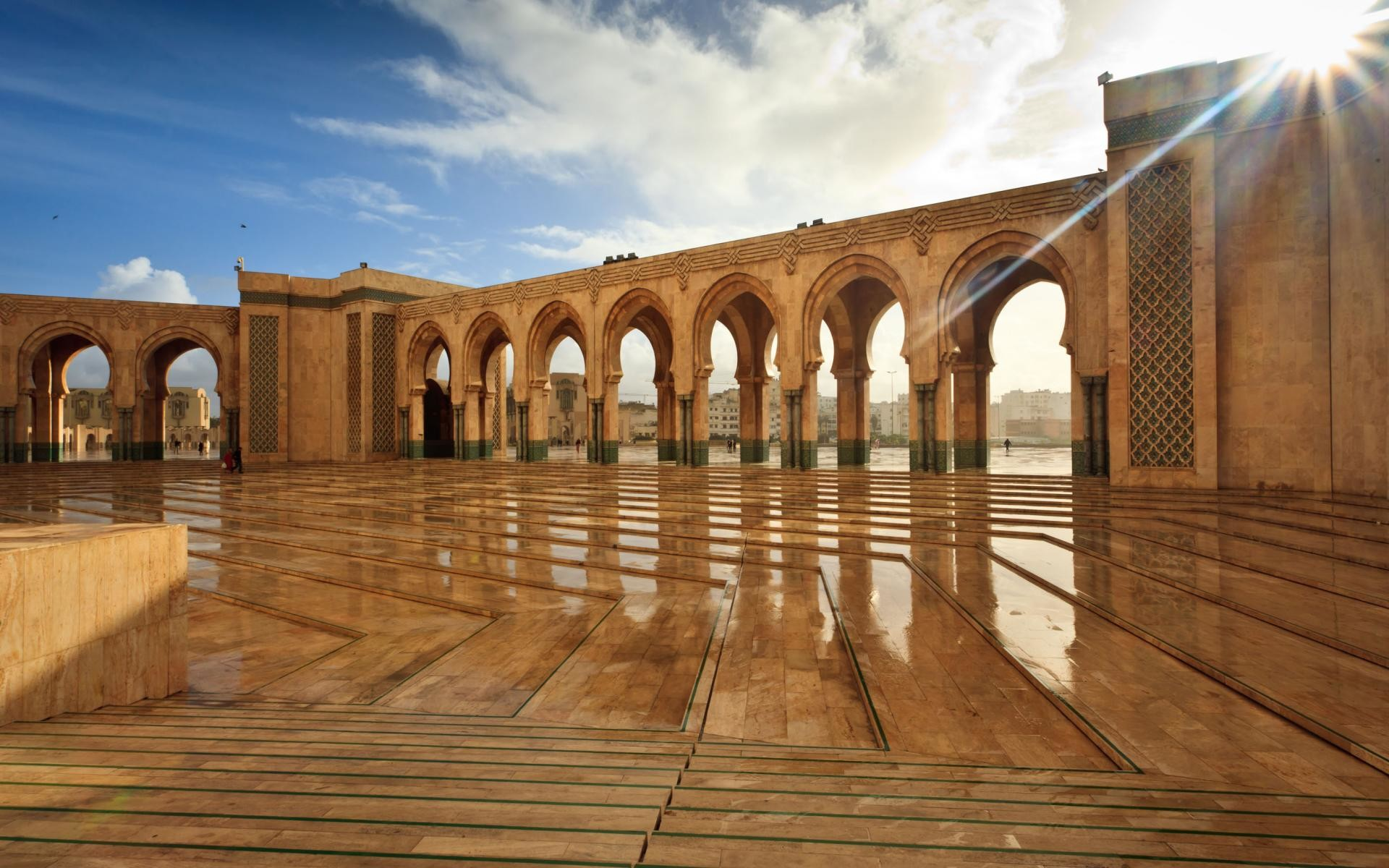 Res: 1920x1200, Morocco Wallpaper