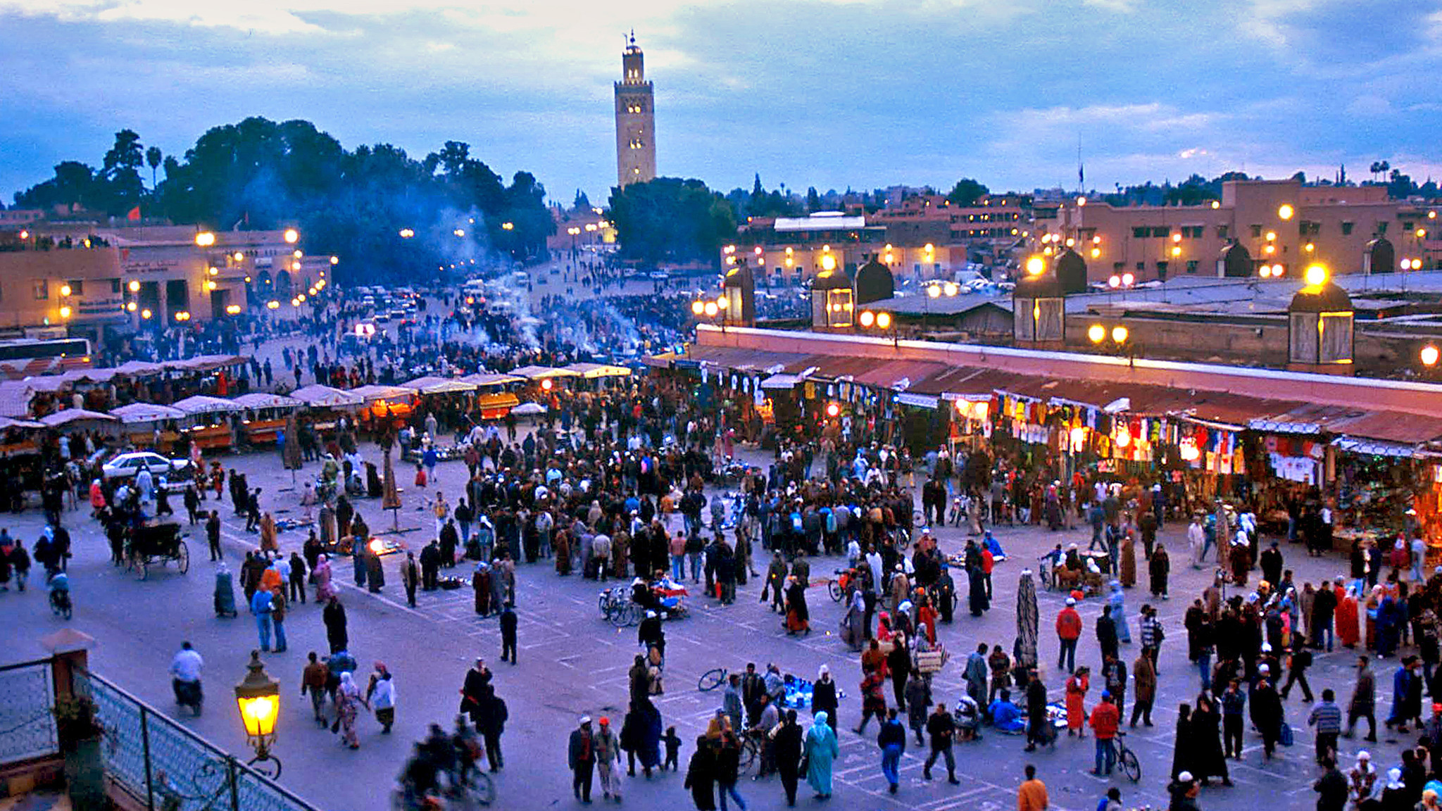 Res: 2048x1152, Airfare: Iberia offers $771 round-trip fare to Morocco from LAX .