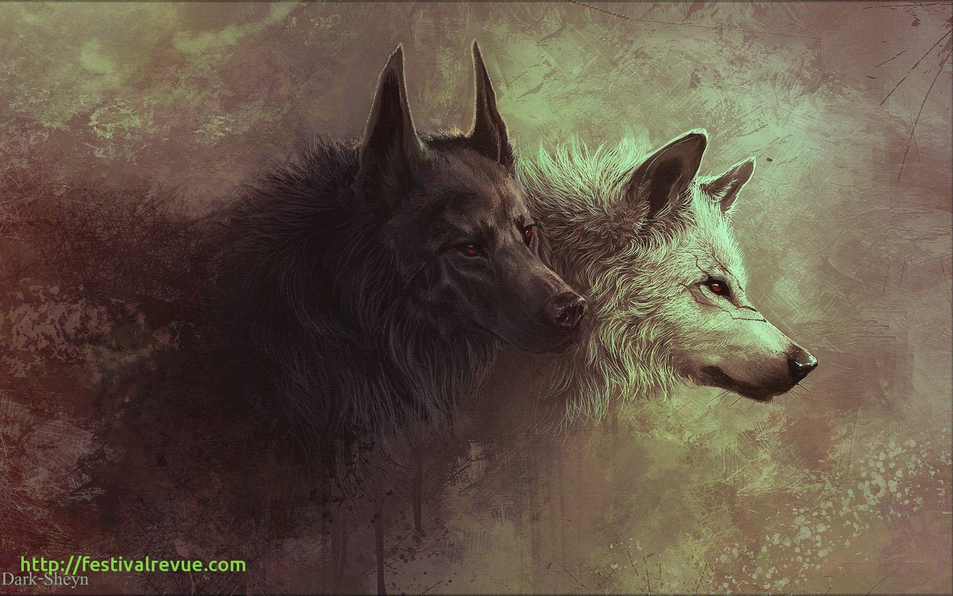 Howling Wolf Wallpapers Hd Wallpaper Collections