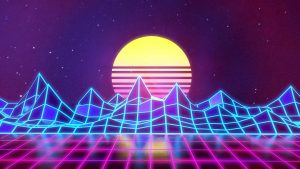 Neon 80S wallpapers