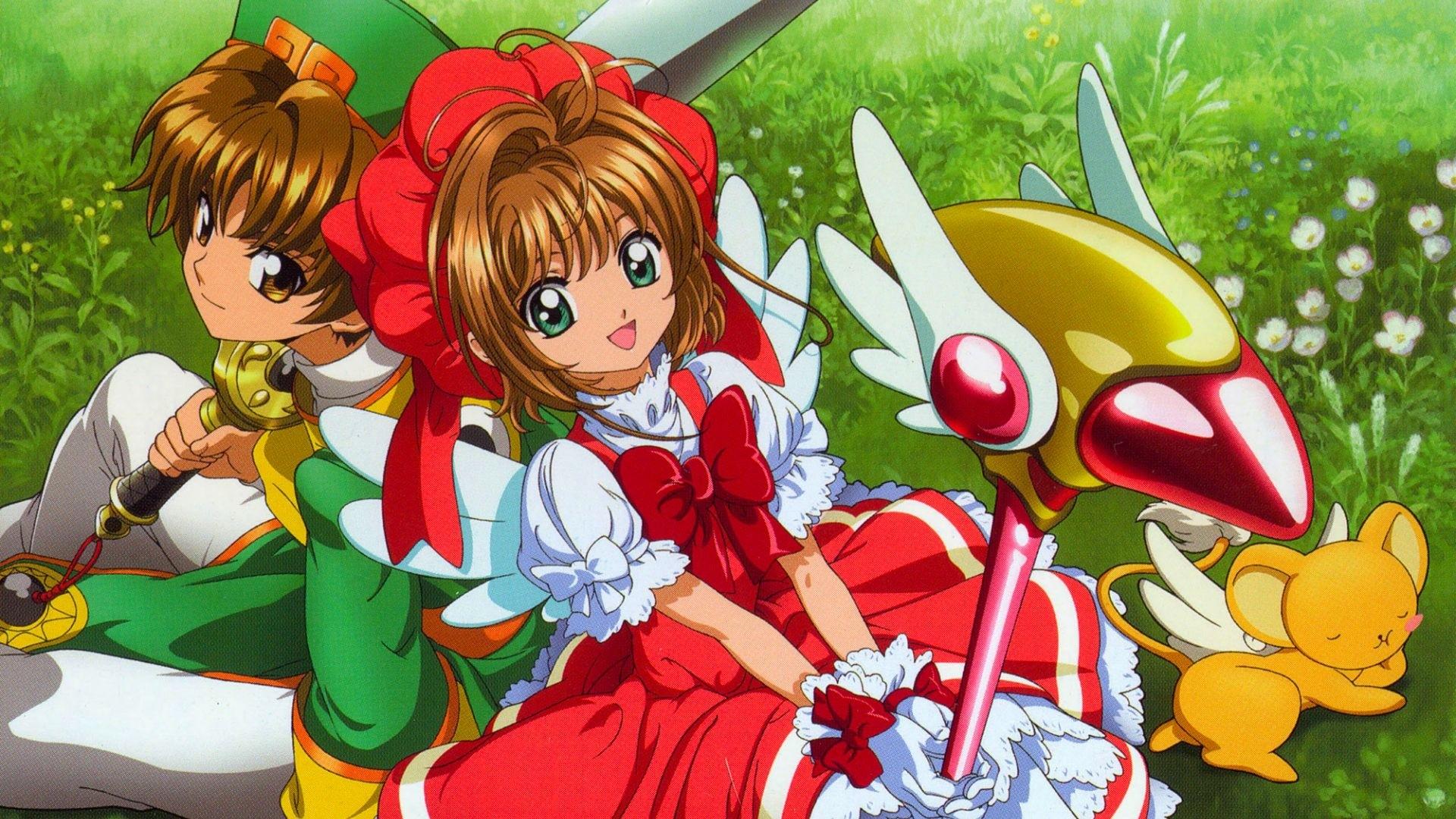 Cardcaptor Sakura wallpapers - HD wallpaper Collections ...