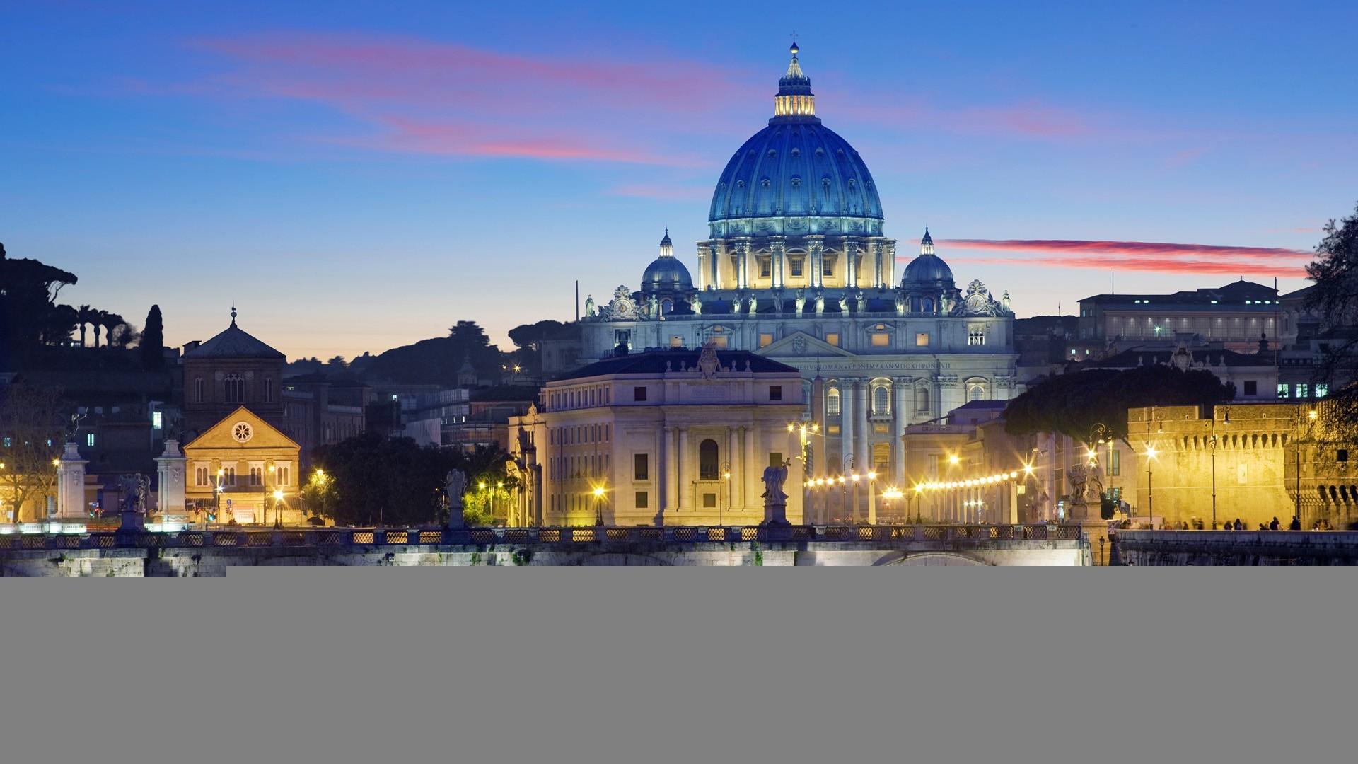 Res: 1920x1080, Vatican City Desktop Wallpaper