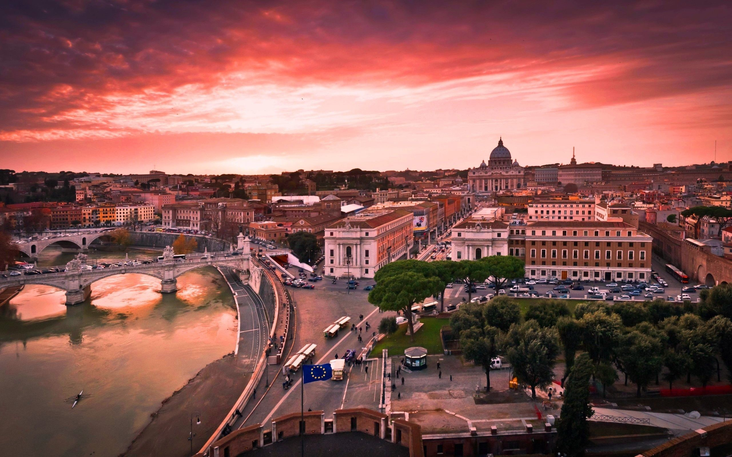 Res: 2560x1600, Vatican City Rome Italy Wallpapers -  - 1127036