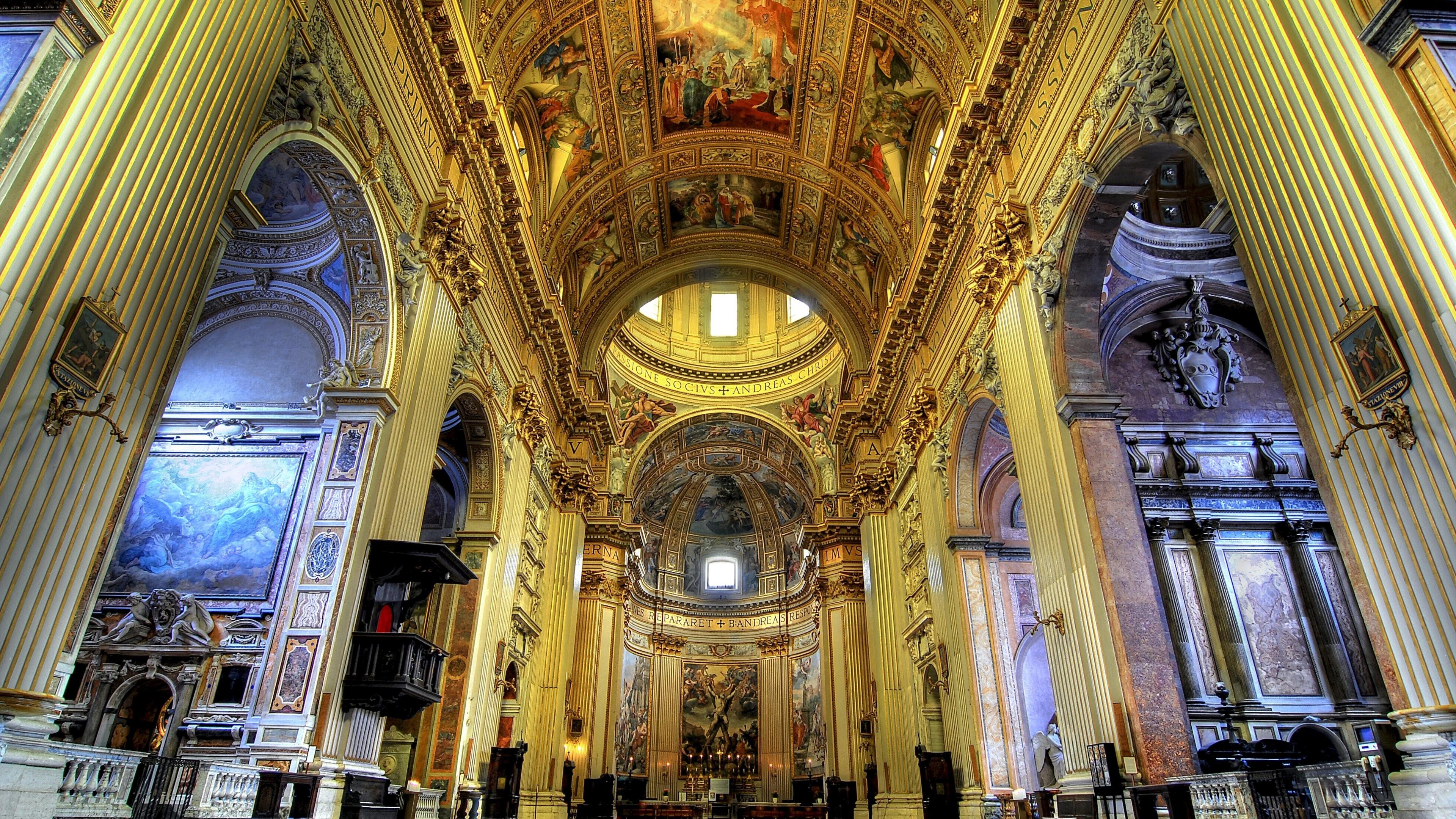 Res: 3840x2160, Vatican HD Wallpaper 15 - 3840 X 2160
