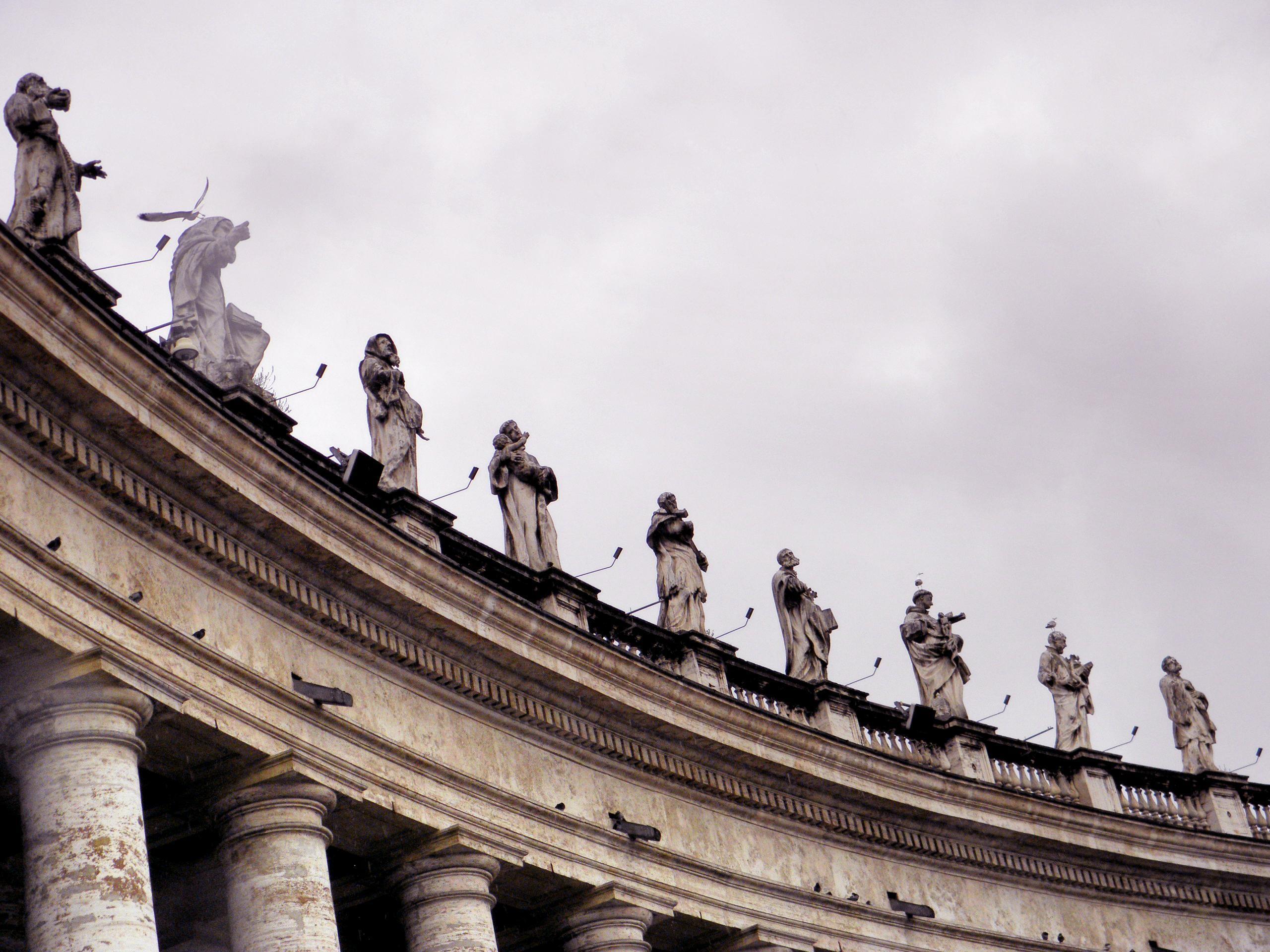 Res: 2560x1920, Vatican In Rome