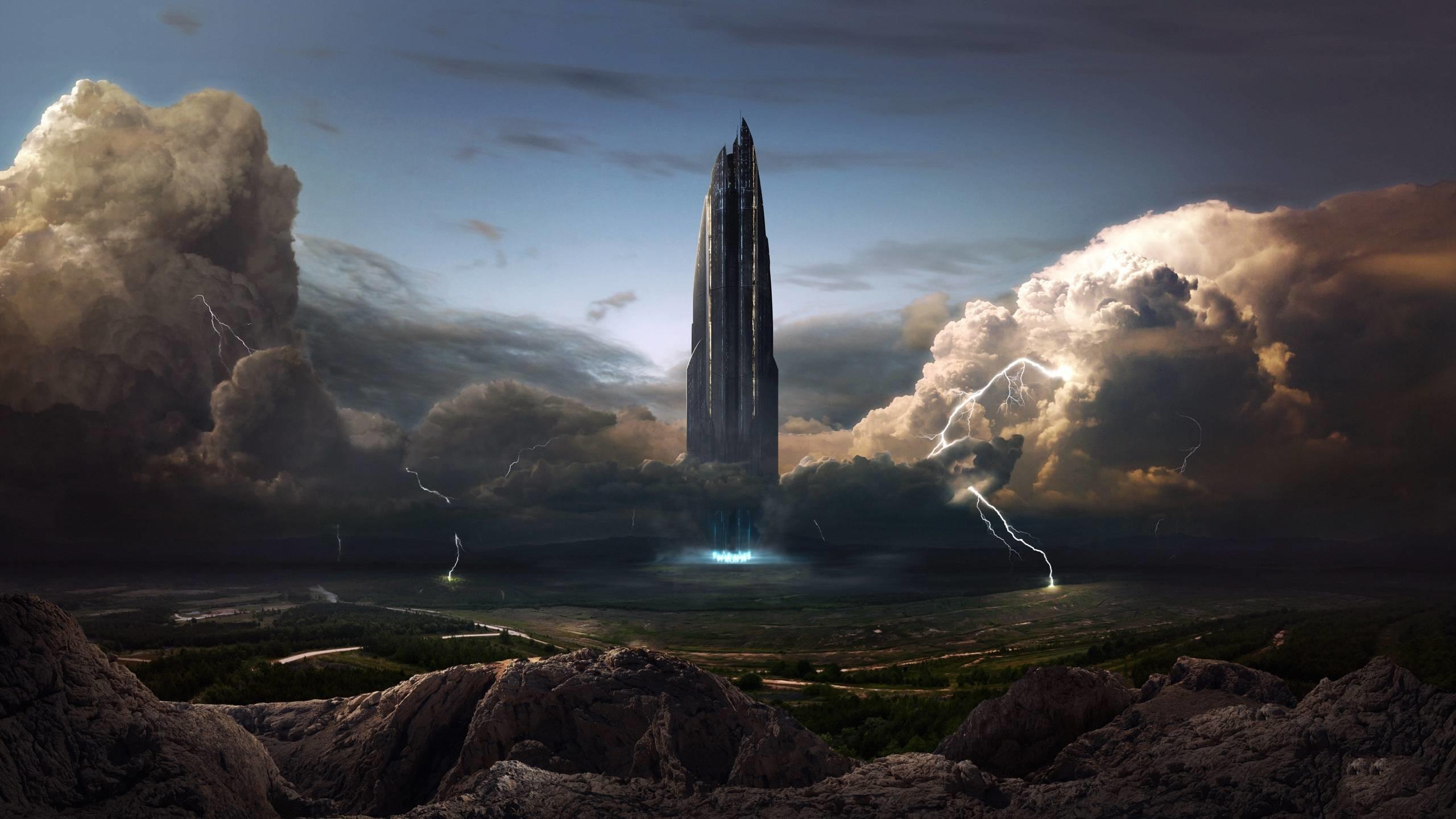 Res: 2560x1440, Latest Beautiful Sci Fi wallpaper [2560×1440] ...