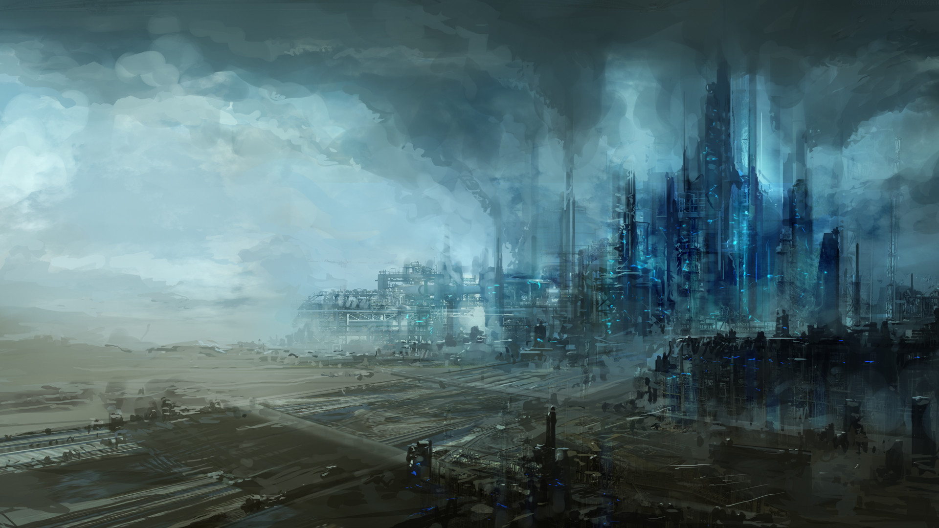 Res: 1920x1080, 38 (40 Absolutely Amazing Science Fiction Wallpapers)
