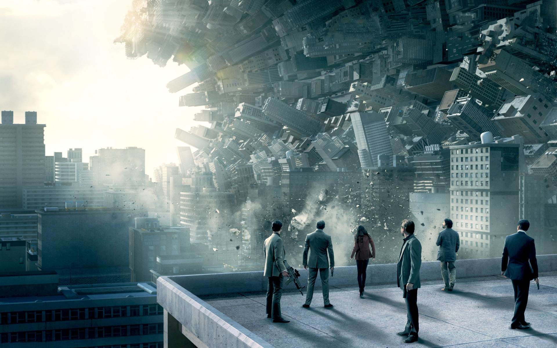 Res: 1920x1200, Sci Fi Wallpapers Best Wallpapers Source · Inception Wallpaper Science  fiction Wallpaper