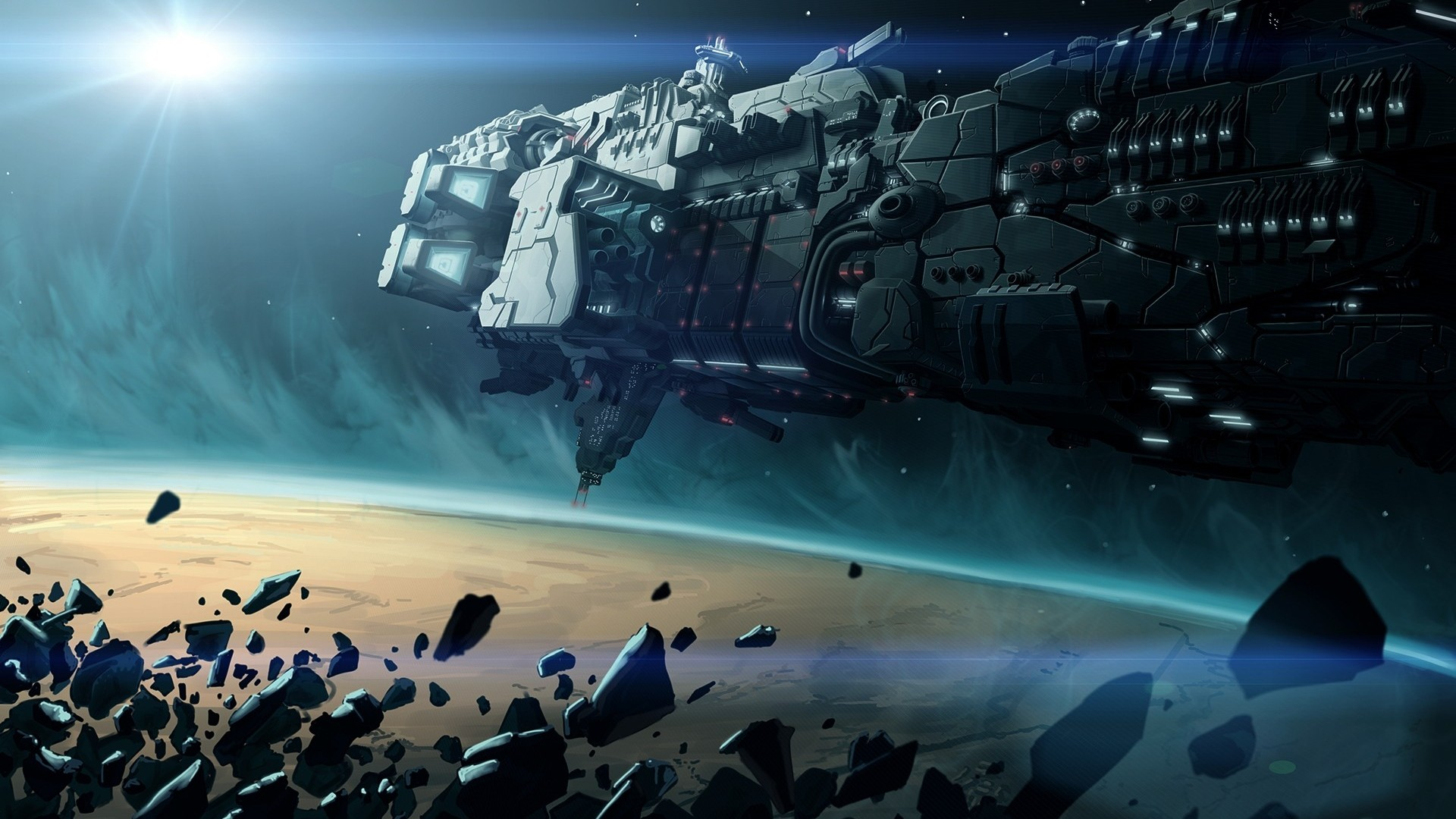 Res: 1920x1080, Science Wallpapers Group (69 ). Sci Fi Wallpaper