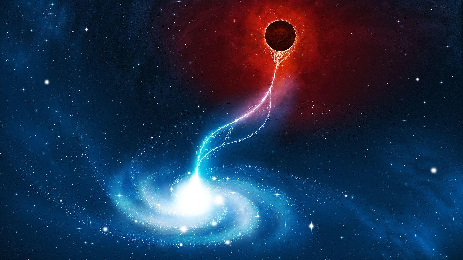 Res: 1920x1080, Galaxy Wallpaper Sci Fi