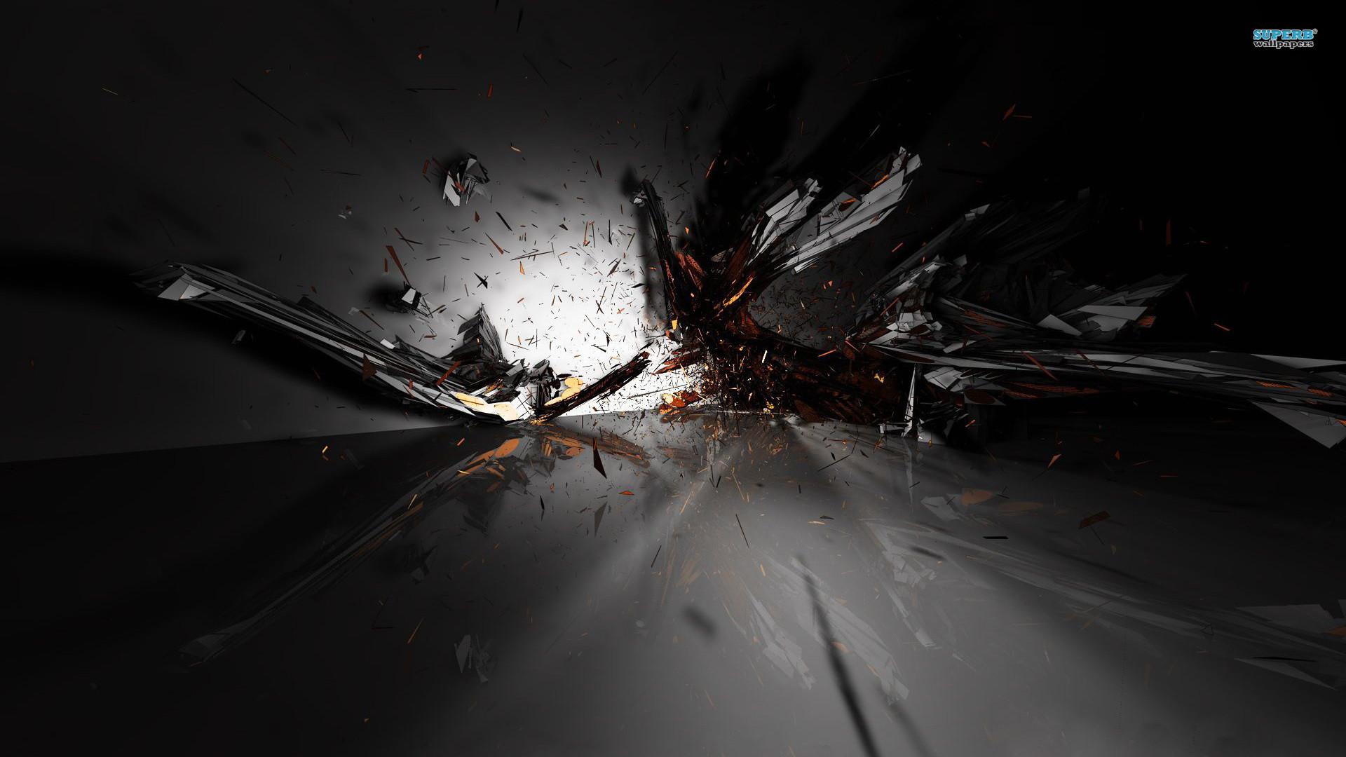 Res: 1920x1080, Explosion Wallpaper