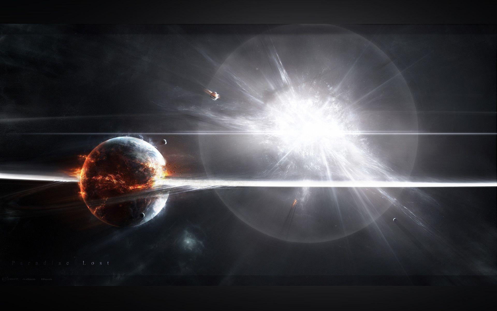 Res: 1920x1200,  Supernova Wallpapers