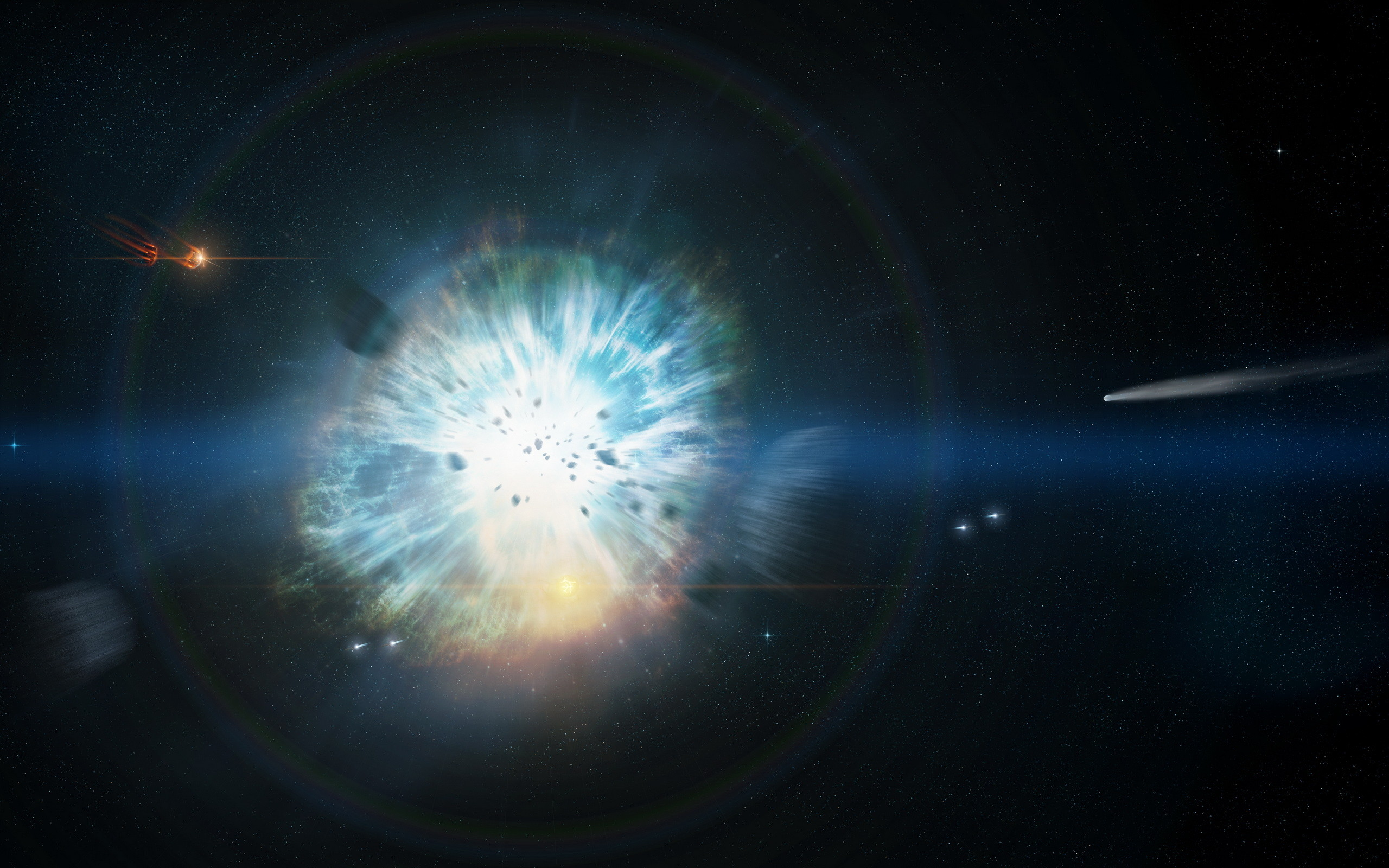 Res: 2560x1600, Space explosion wallpapers and images wallpapers pictures photos 2560×1600