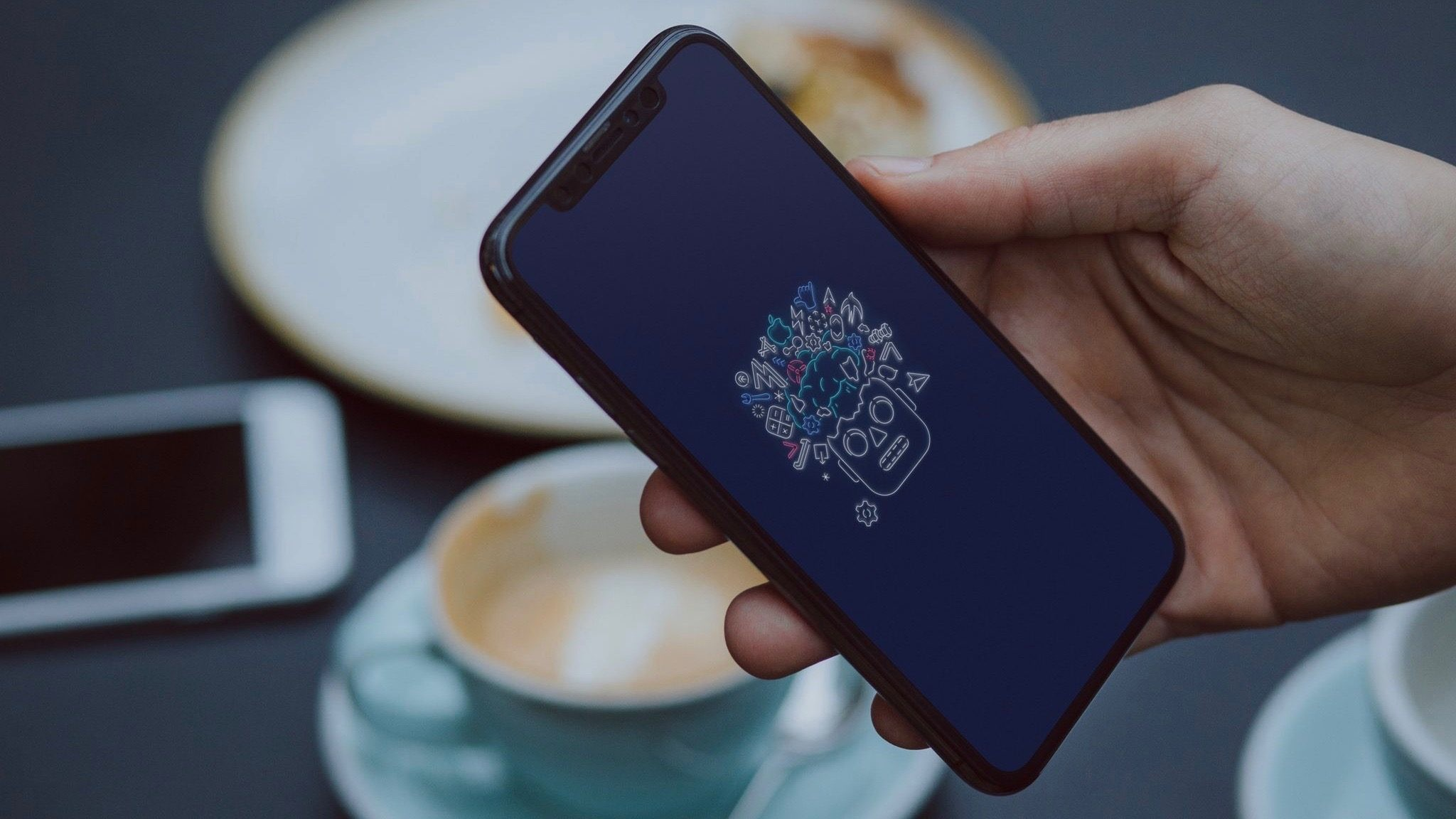 Res: 2048x1152, Get ready for WWDC 2019 with these iPhone, iPad, and Mac wallpapers  inspired by Apple's graphics