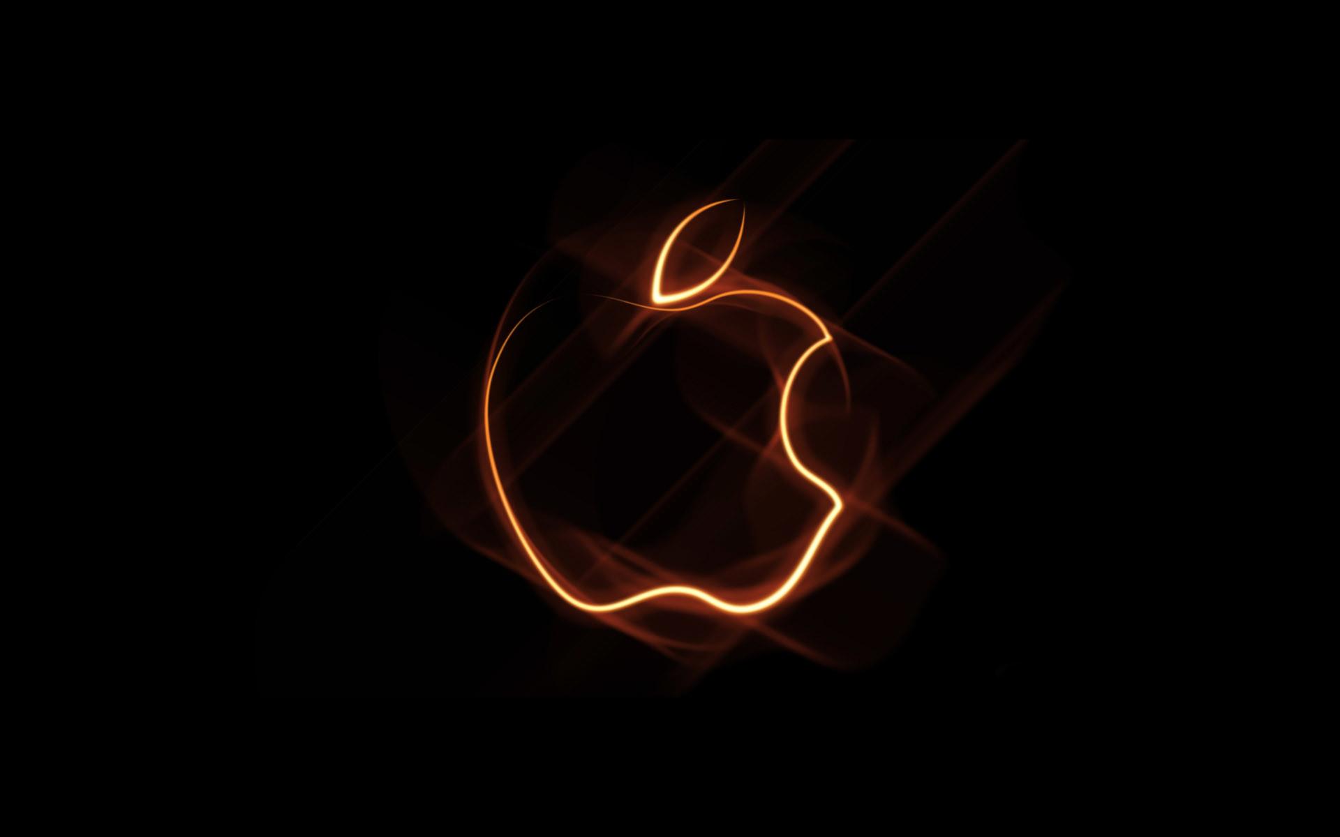 Res: 1920x1200, apple logo image