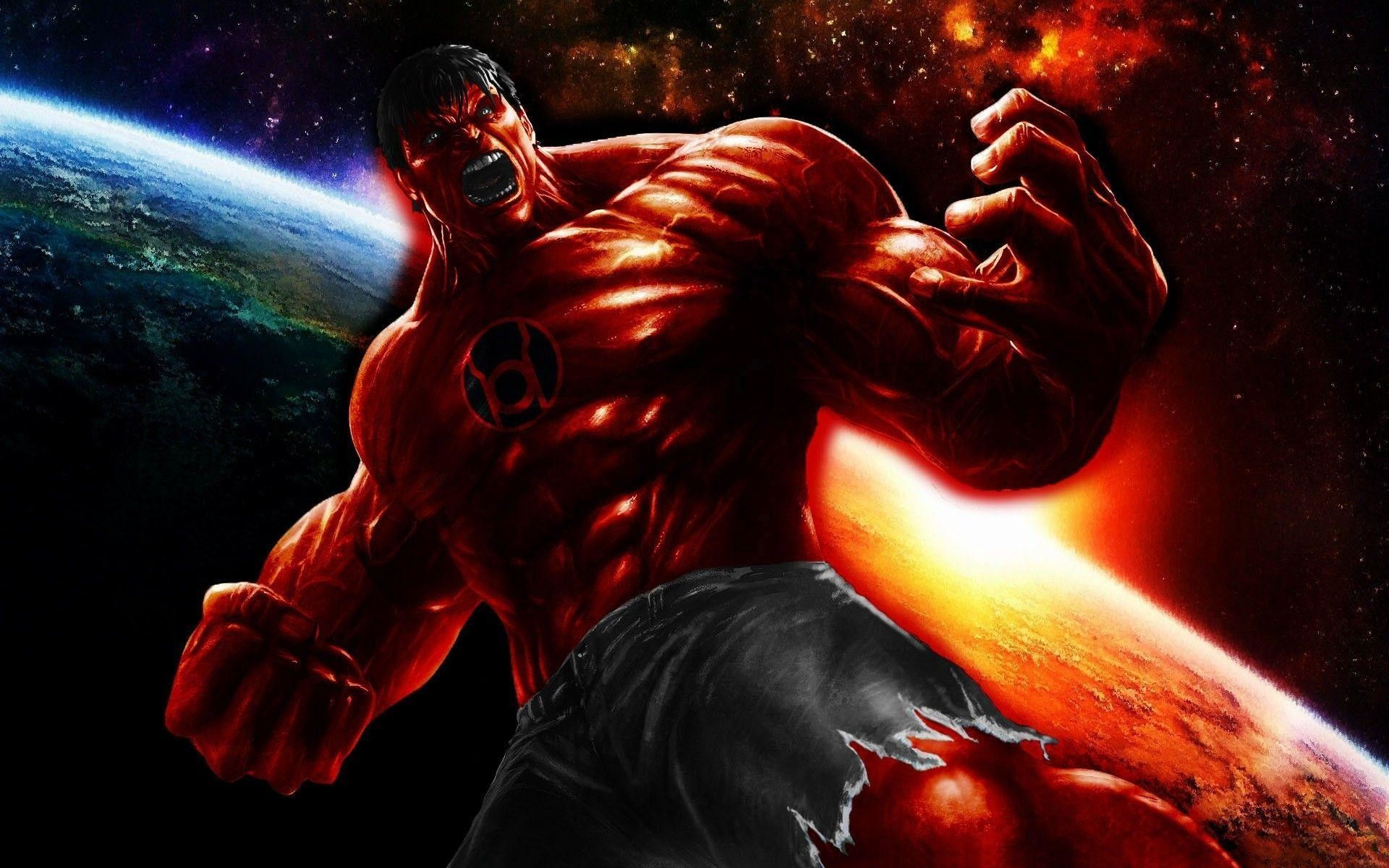 Red Hulk Wallpapers Hd Wallpaper Collections 4kwallpaper Wiki