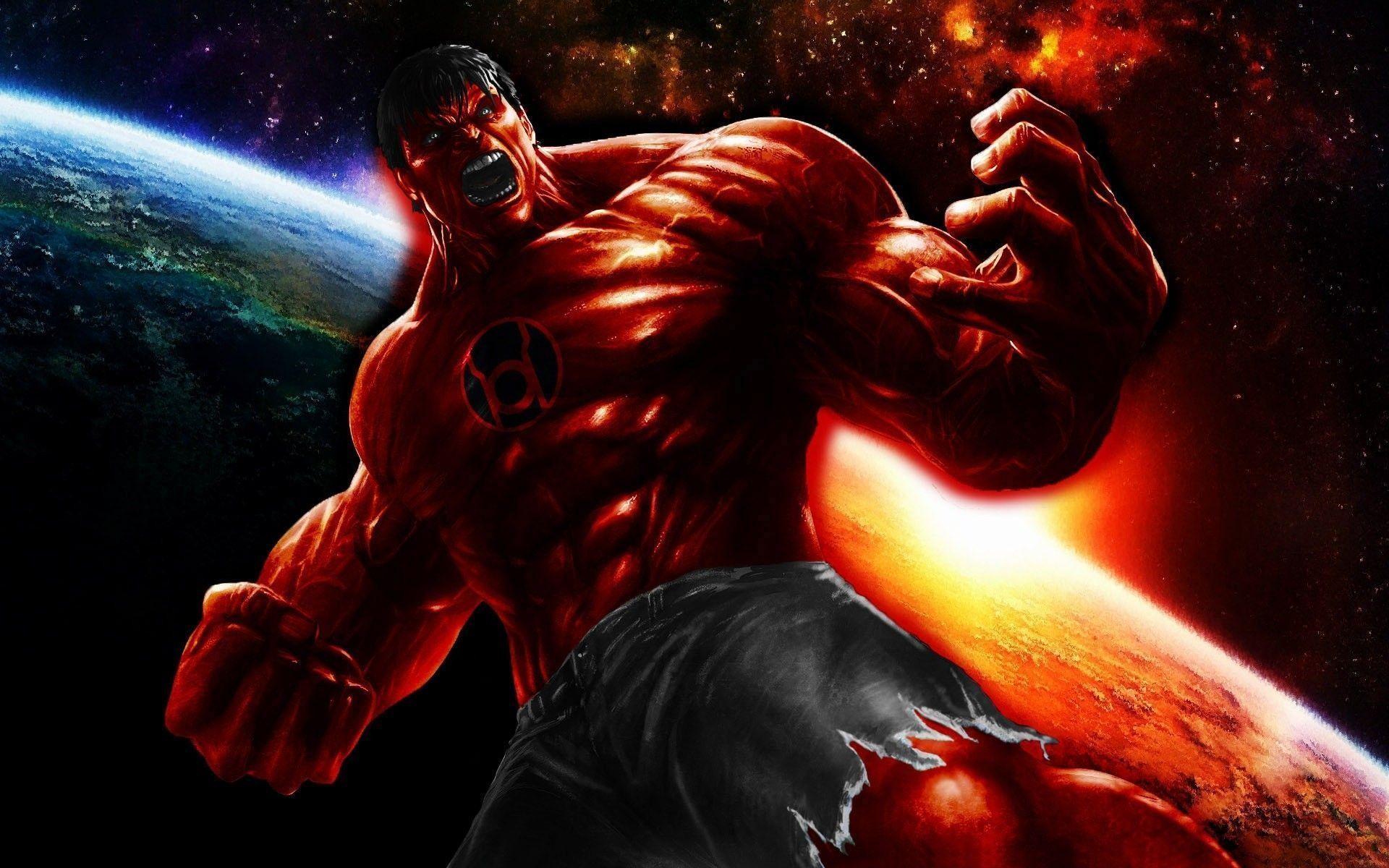 Res: 1920x1200, Hulk Wallpaper Hd: Red Hulk Marvel Comics Hd Wallpaper Shoutotcom .