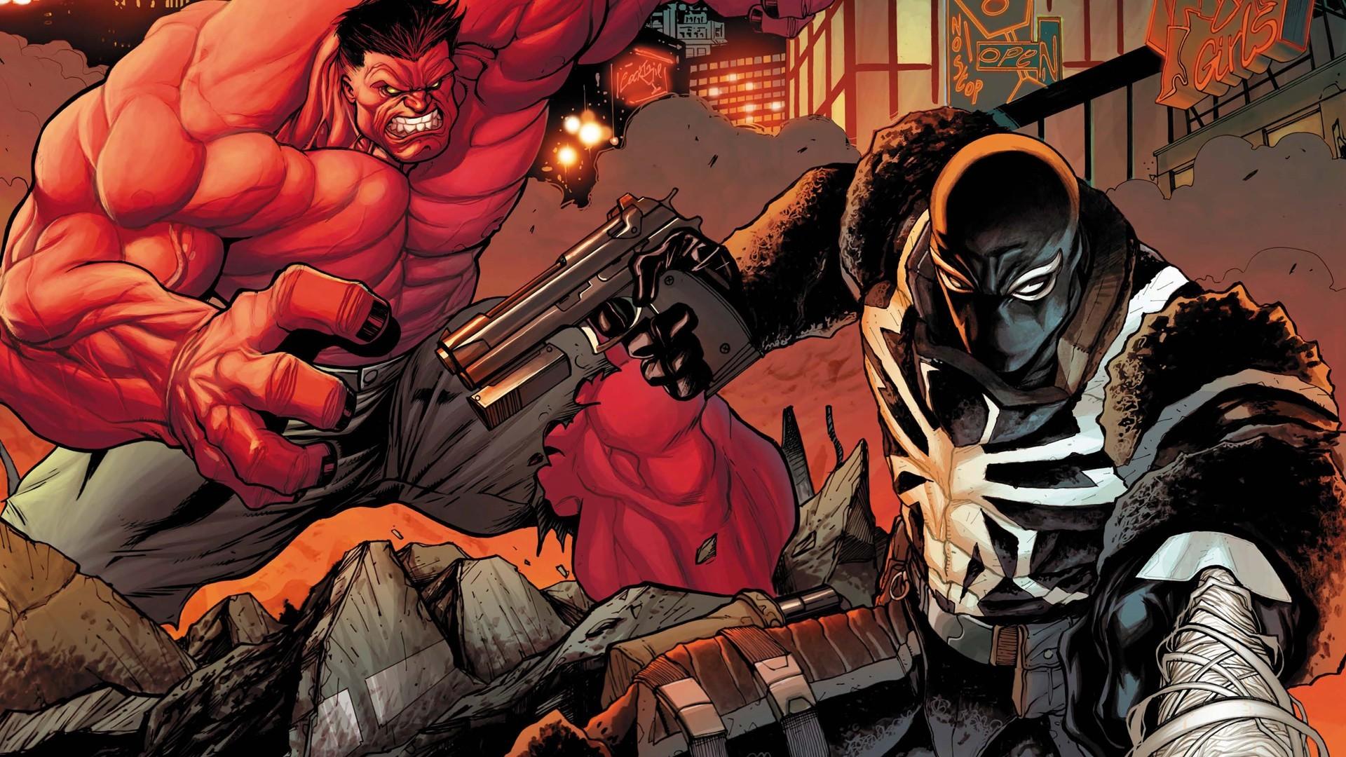 Res: 1920x1080, Comics Venom Red Hulk Thunderbolts wallpaper |  | 73871 |  WallpaperUP